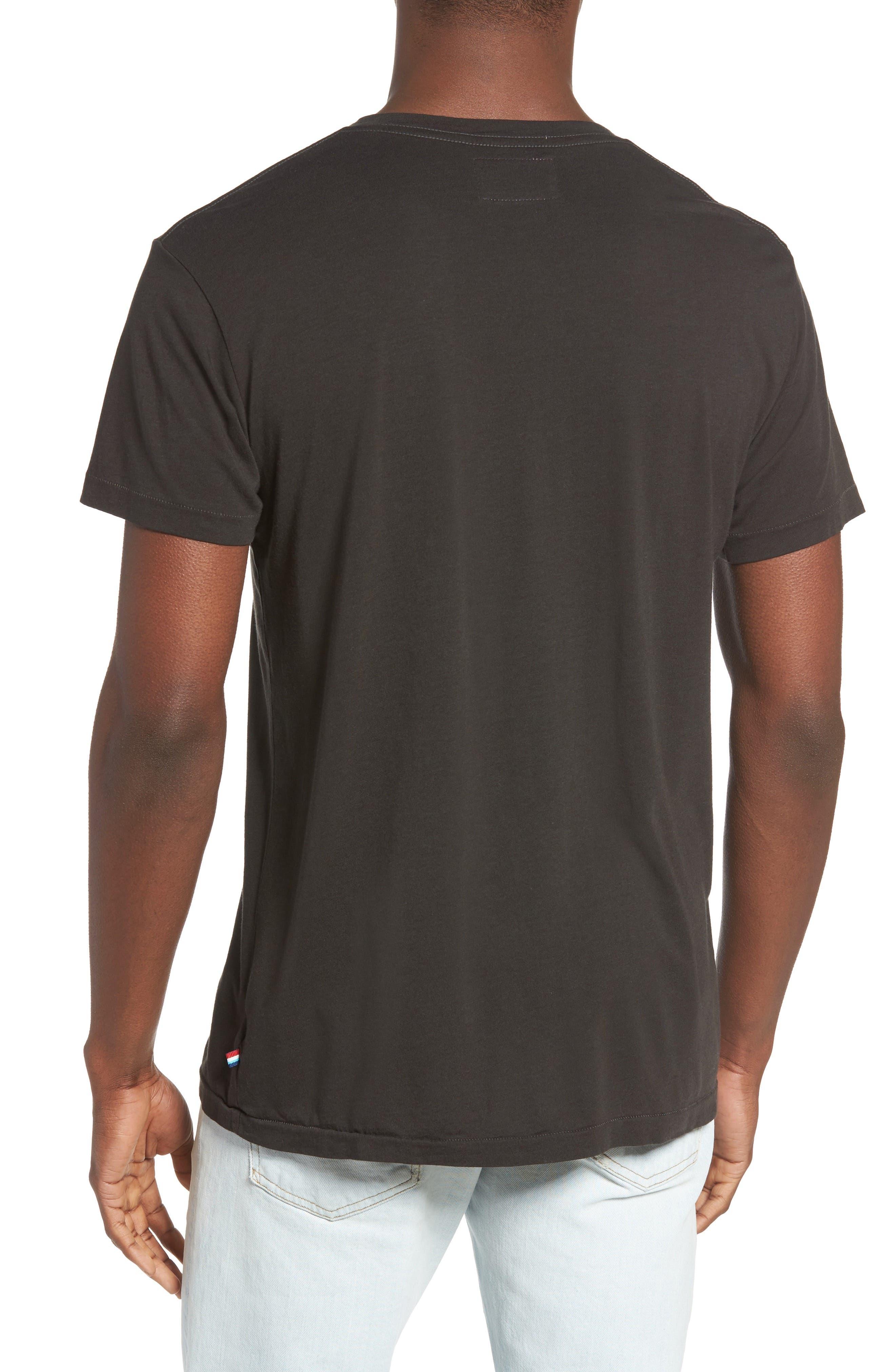 Essential V-Neck T-Shirt,                             Alternate thumbnail 14, color,