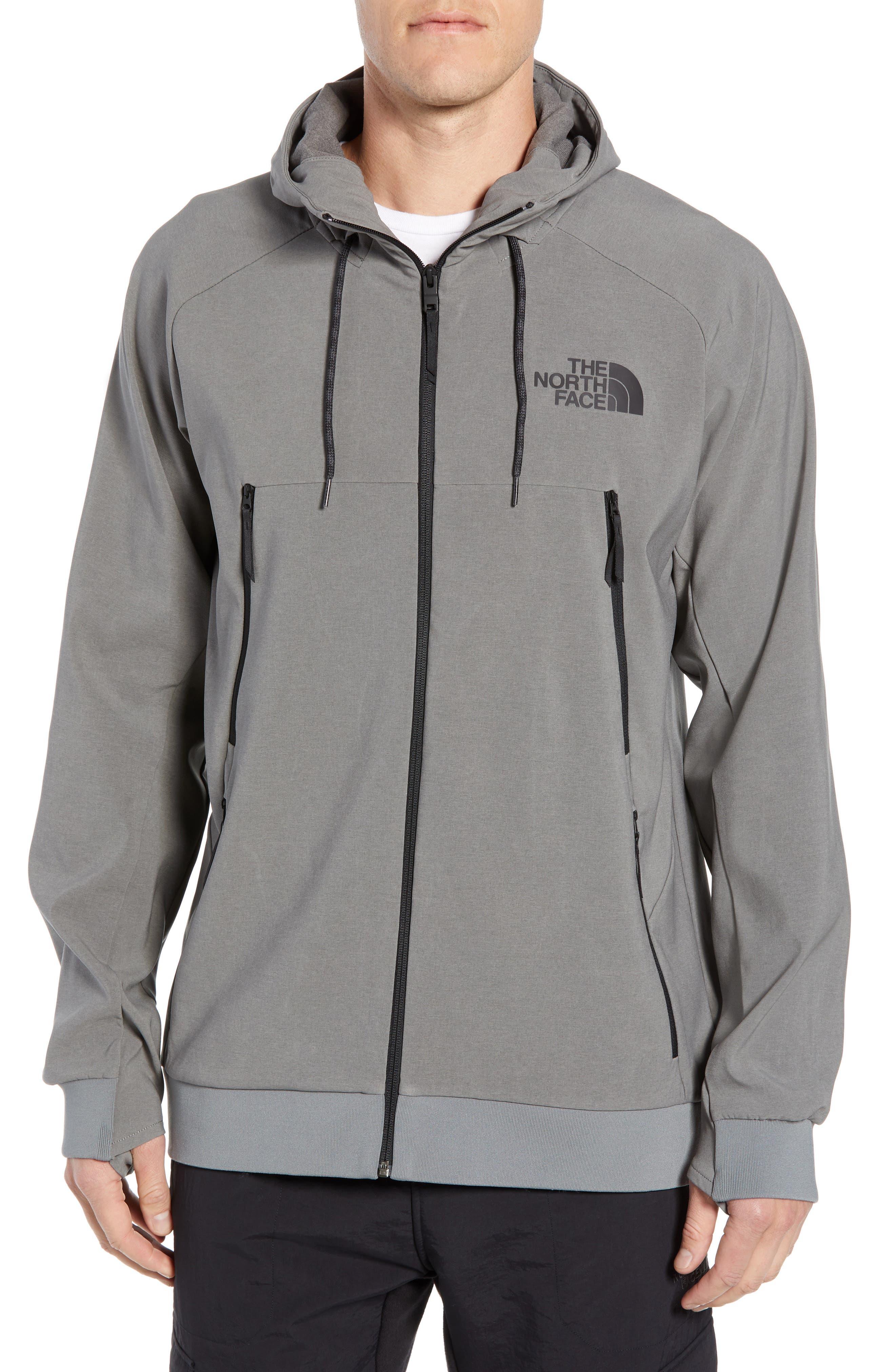 The North Face Tekno Zip Jacket, Grey