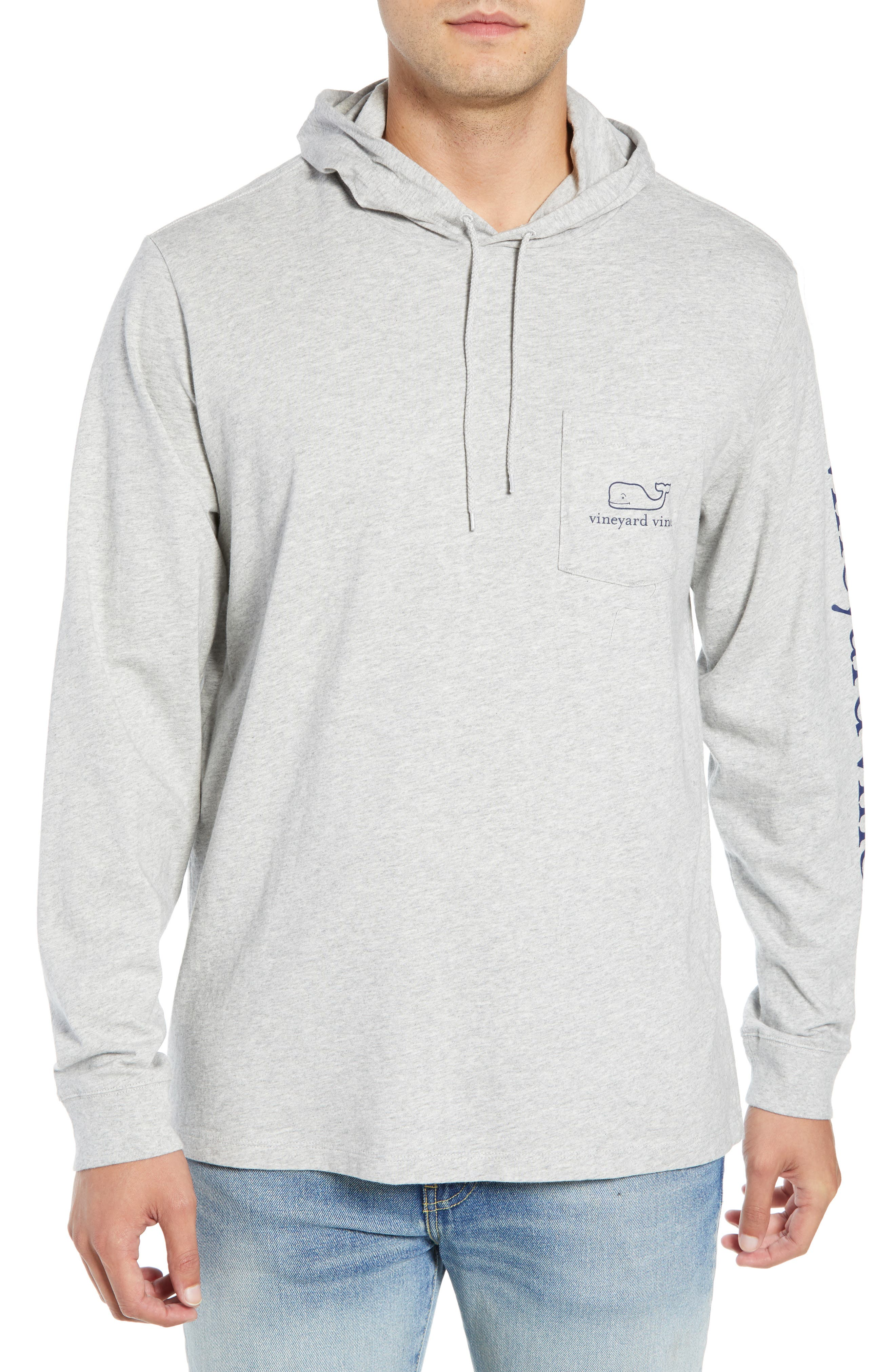 Pocket Pullover Hoodie,                         Main,                         color, 039