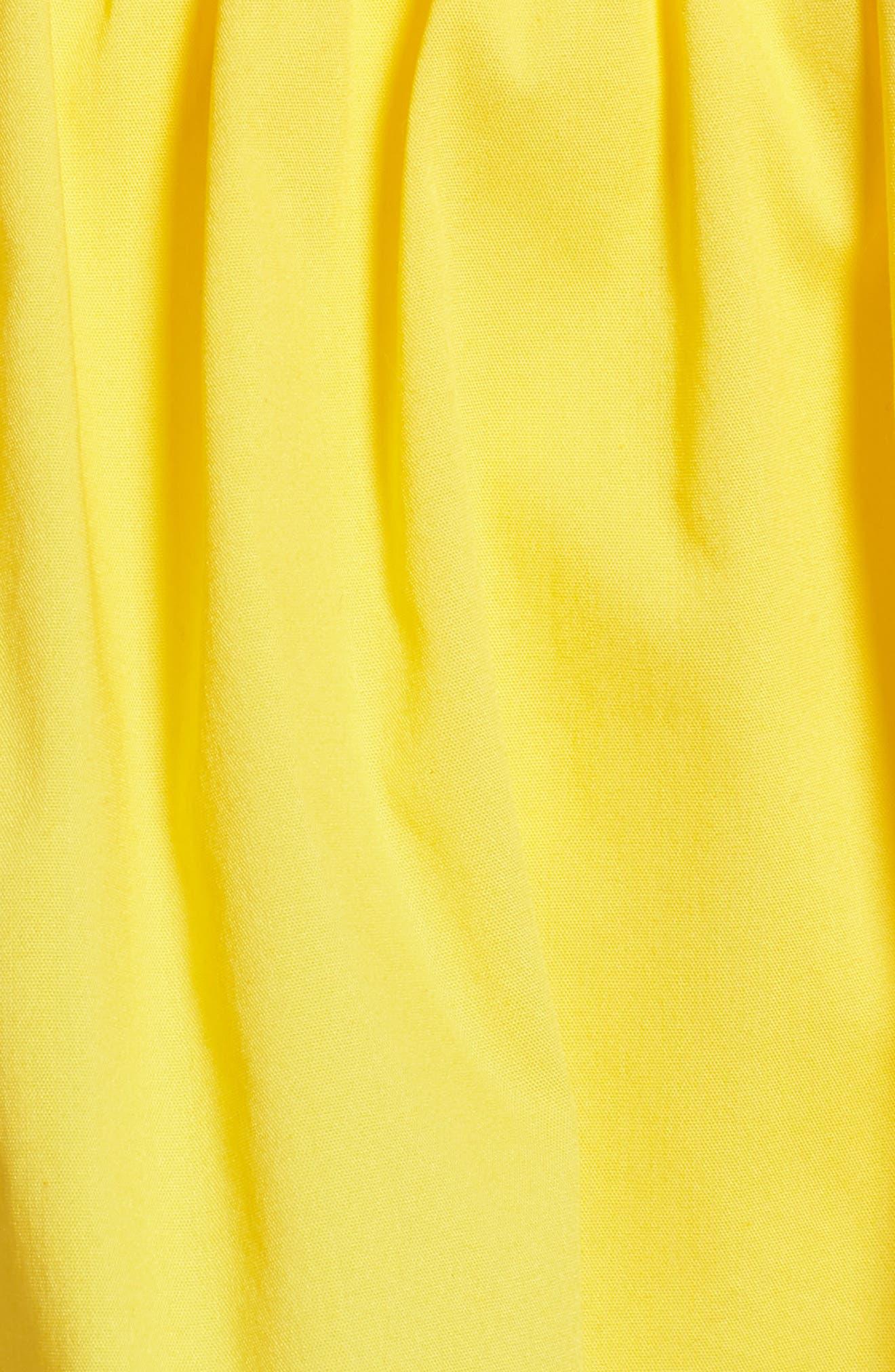 Cotton Blend Wrap Blouse,                             Alternate thumbnail 20, color,