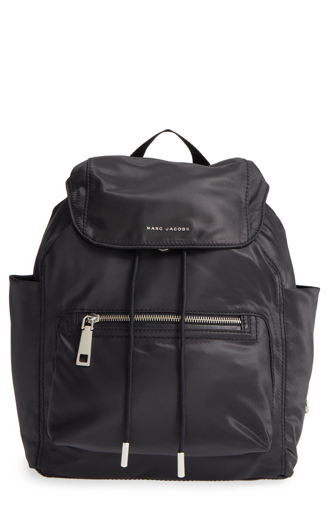 MARC JACOBS 'Easy' Backpack, Main, color, 001