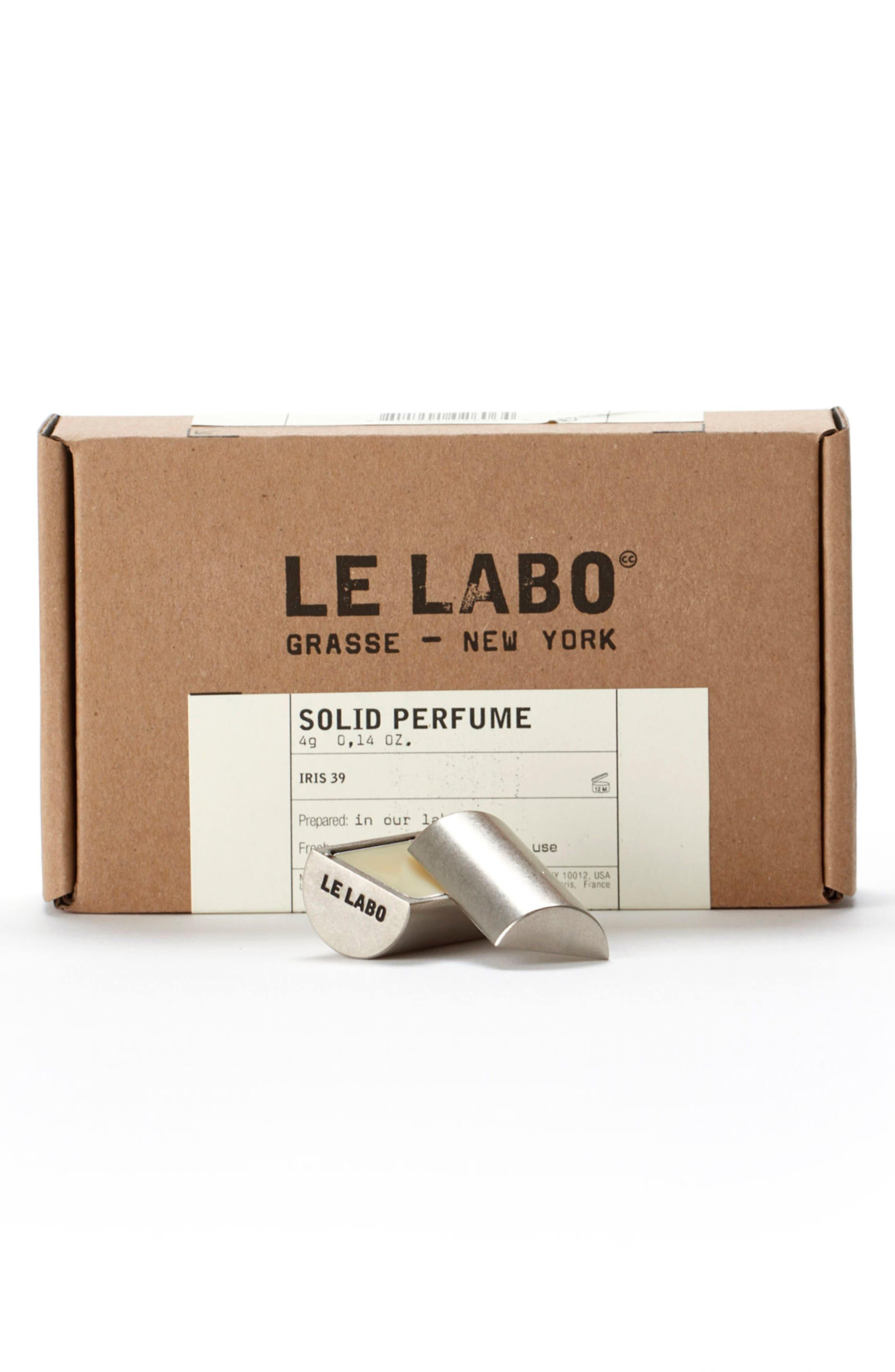 'Iris 39' Solid Perfume,                             Alternate thumbnail 3, color,                             000