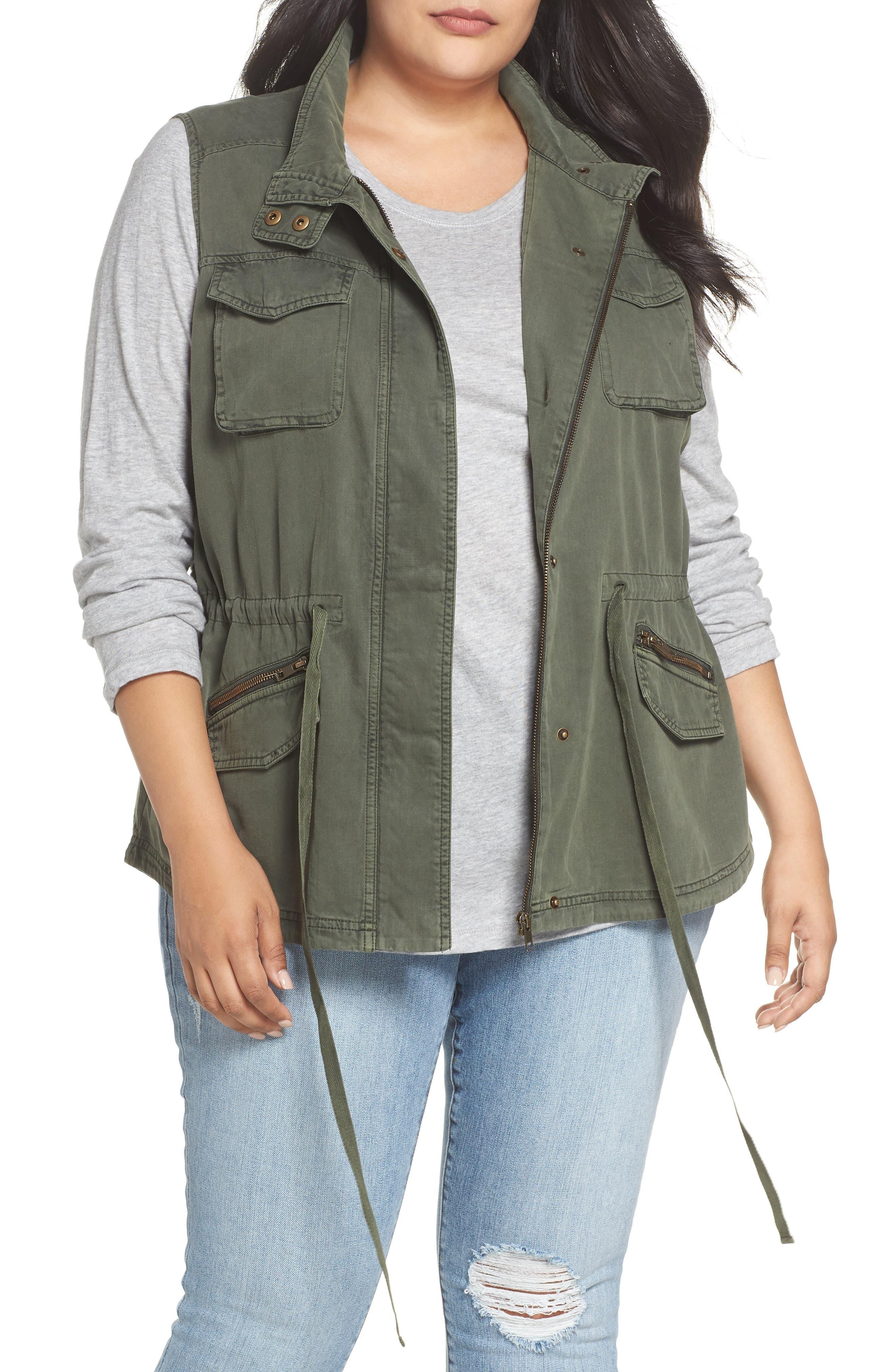 Utility Vest,                             Main thumbnail 2, color,