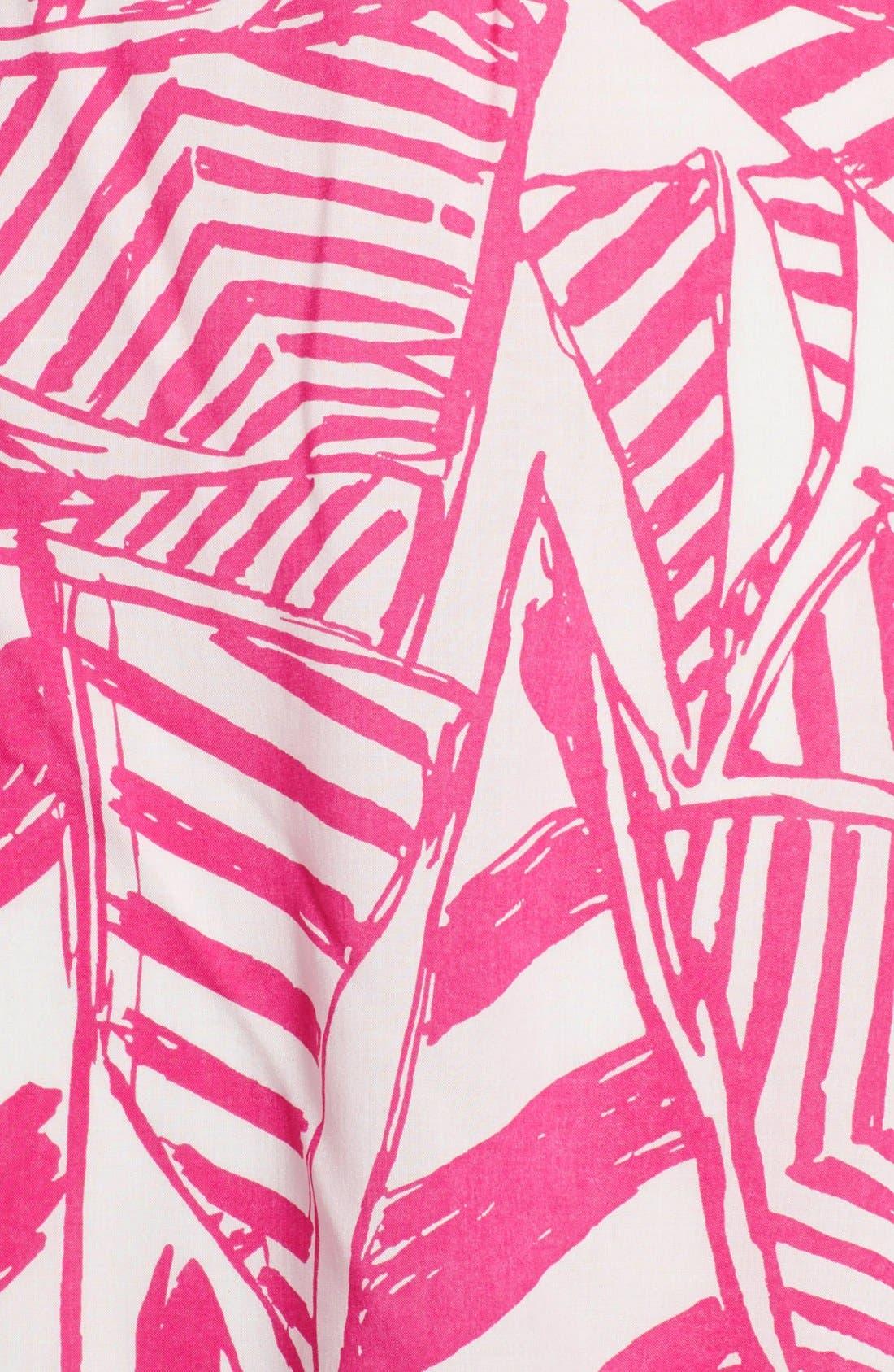 LILLY PULITZER<SUP>®</SUP>,                             'Daphne' Print Trapeze Dress,                             Alternate thumbnail 2, color,                             659