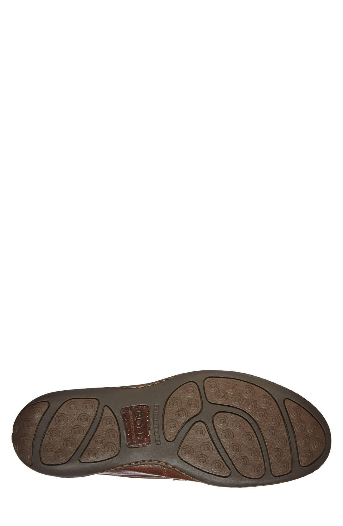 'Simon' Penny Loafer,                             Alternate thumbnail 4, color,                             CYMBAL