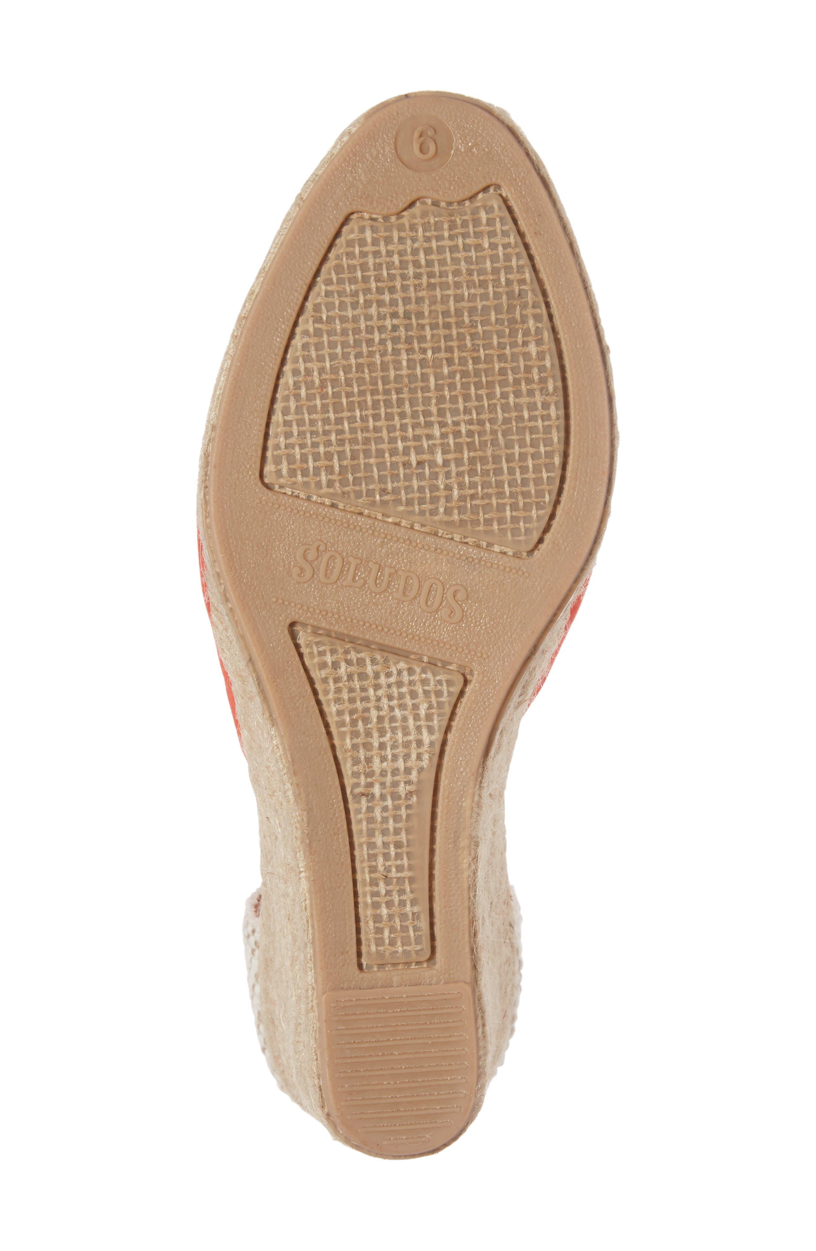 Wedge Sandal,                             Alternate thumbnail 5, color,                             605