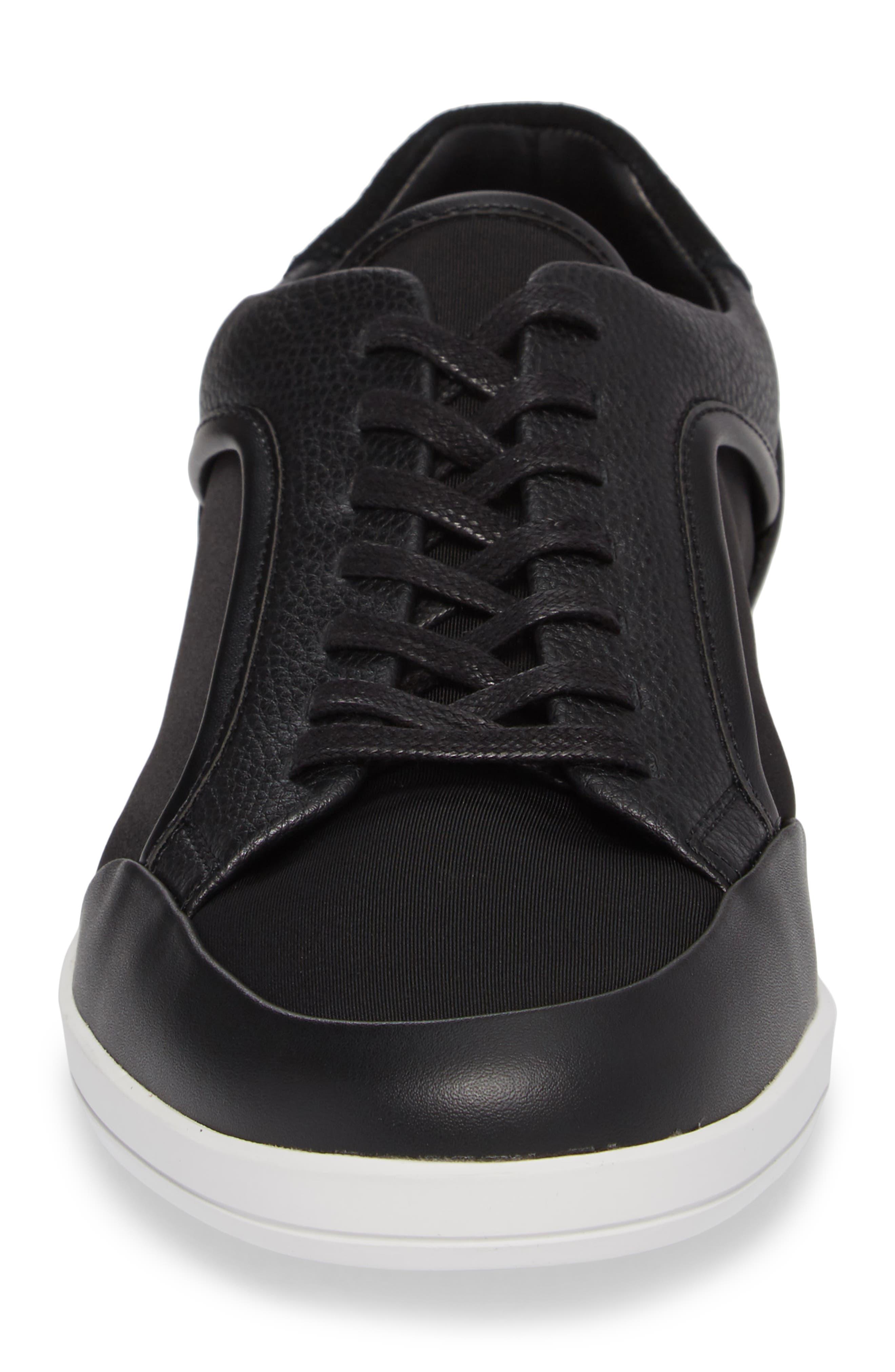 Masen Sneaker,                             Alternate thumbnail 4, color,                             001