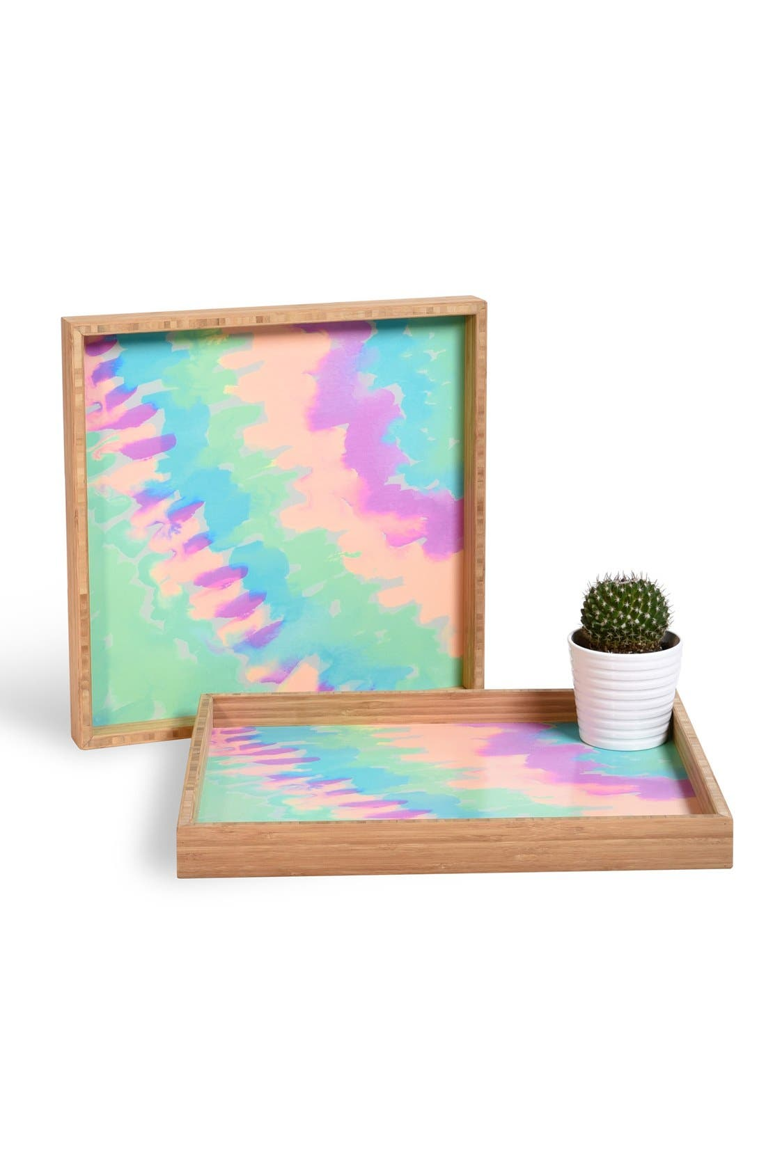 'Some Kind of Wonderful' Decorative Serving Tray,                             Main thumbnail 1, color,                             300