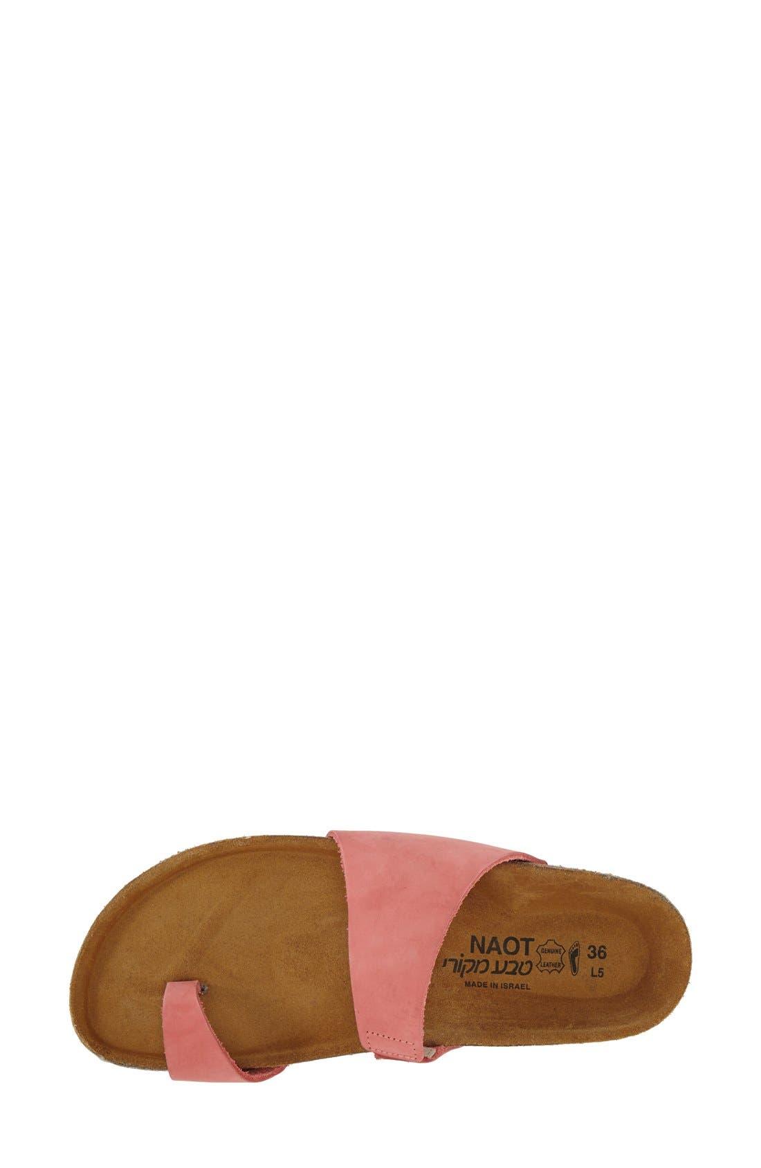 'Santa Fe' Sandal,                             Alternate thumbnail 6, color,