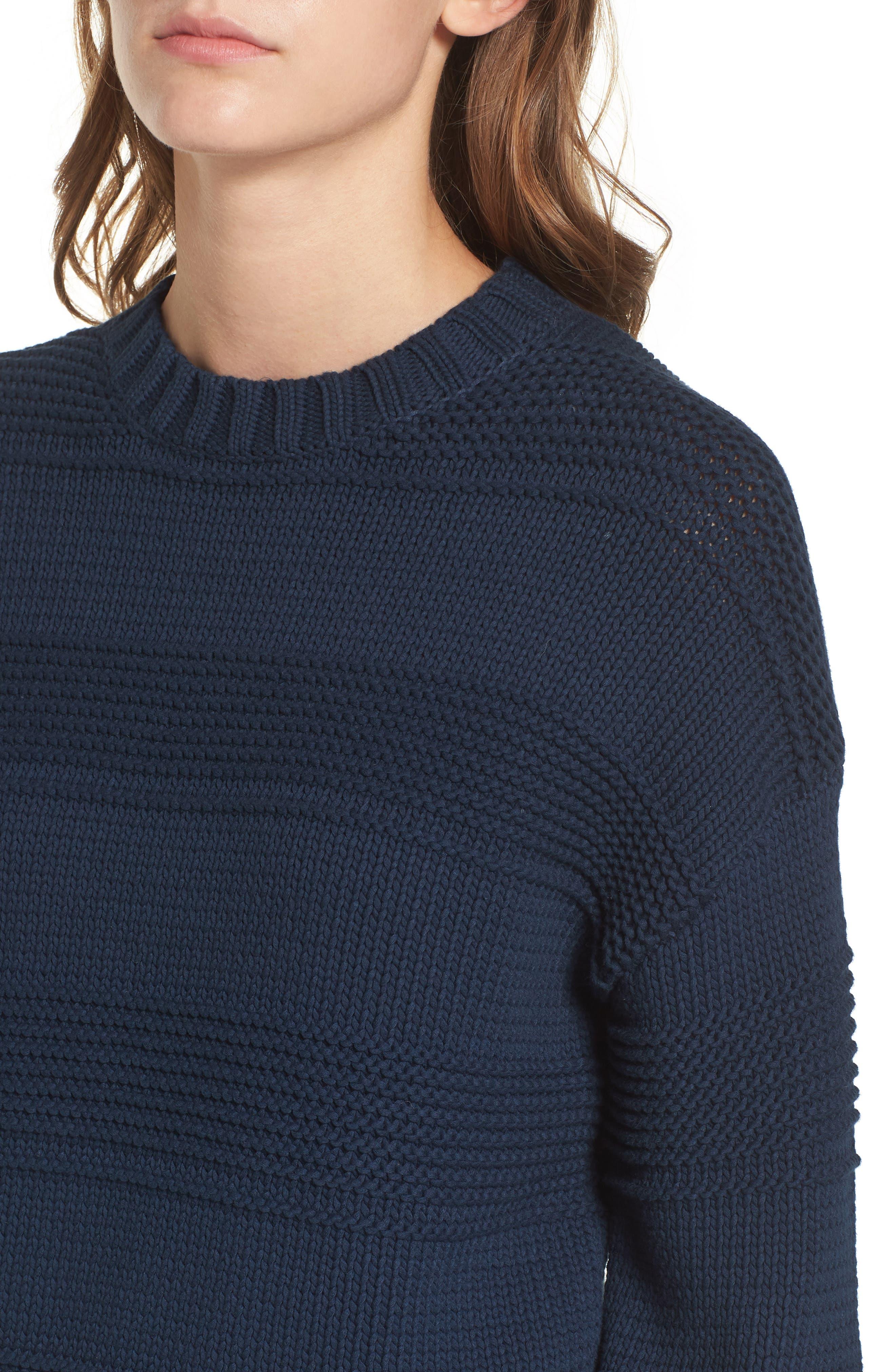 Sabrina Crewneck Sweater,                             Alternate thumbnail 4, color,                             417