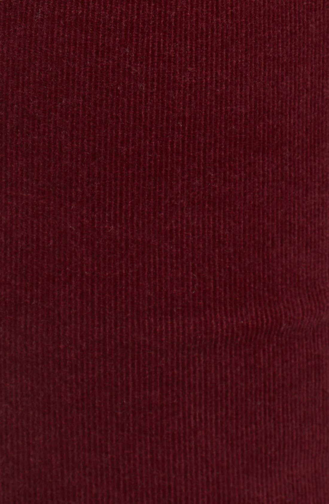 'Diana' Stretch Corduroy Skinny Pants,                             Alternate thumbnail 104, color,