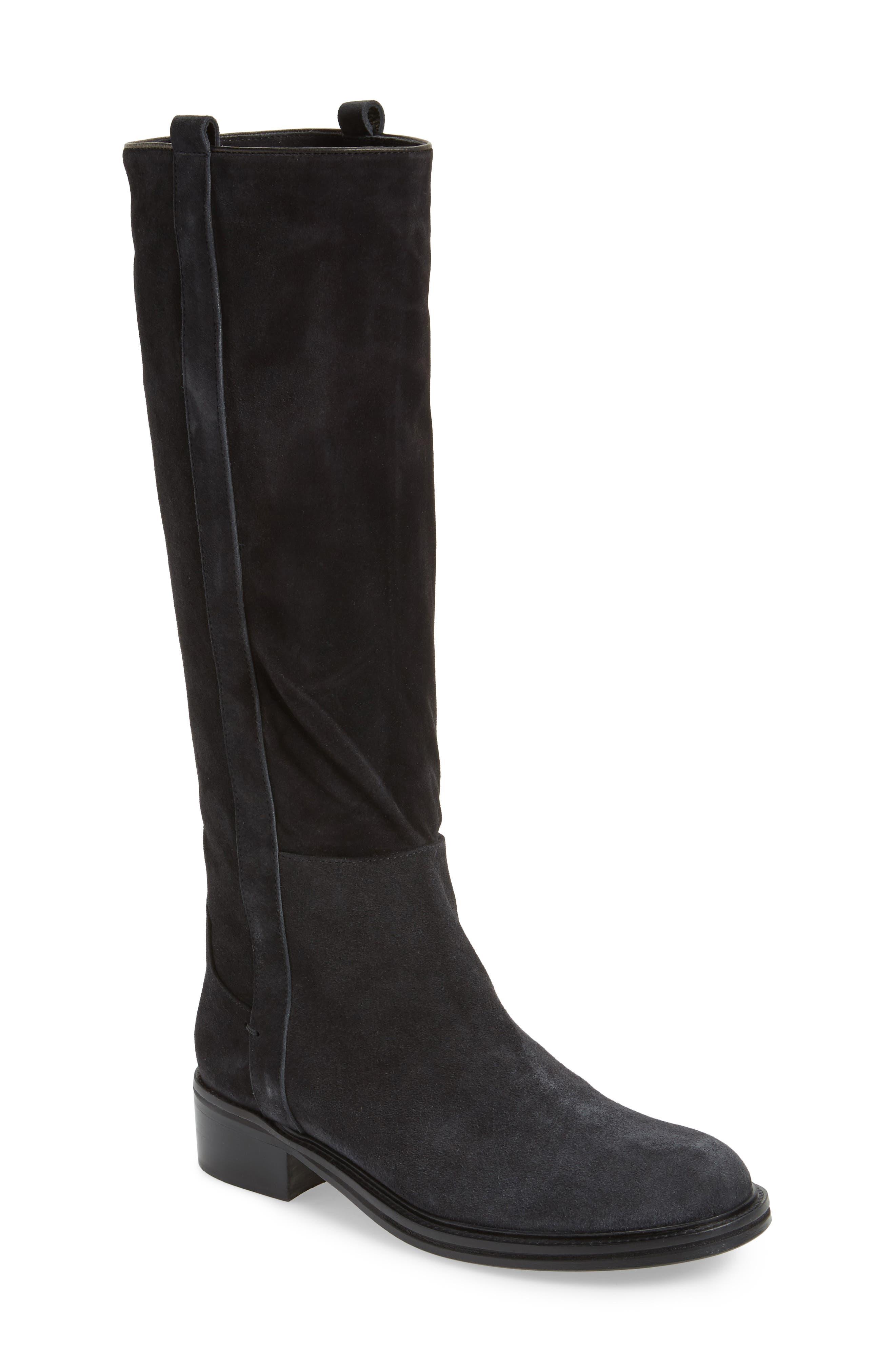 Palmira Knee High Boot,                             Main thumbnail 1, color,                             001