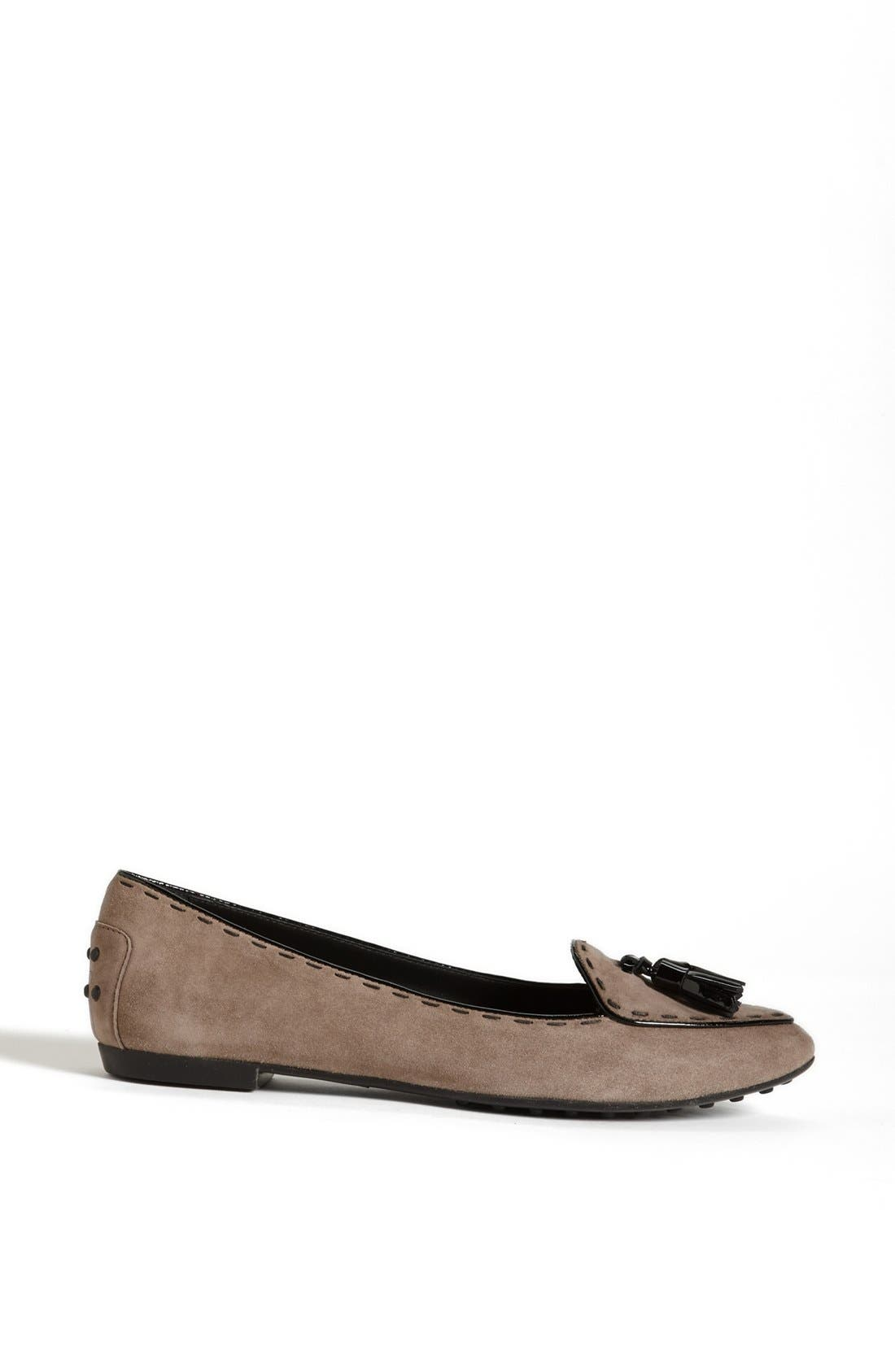 'Belgium' Ballet Flat,                             Alternate thumbnail 4, color,                             020