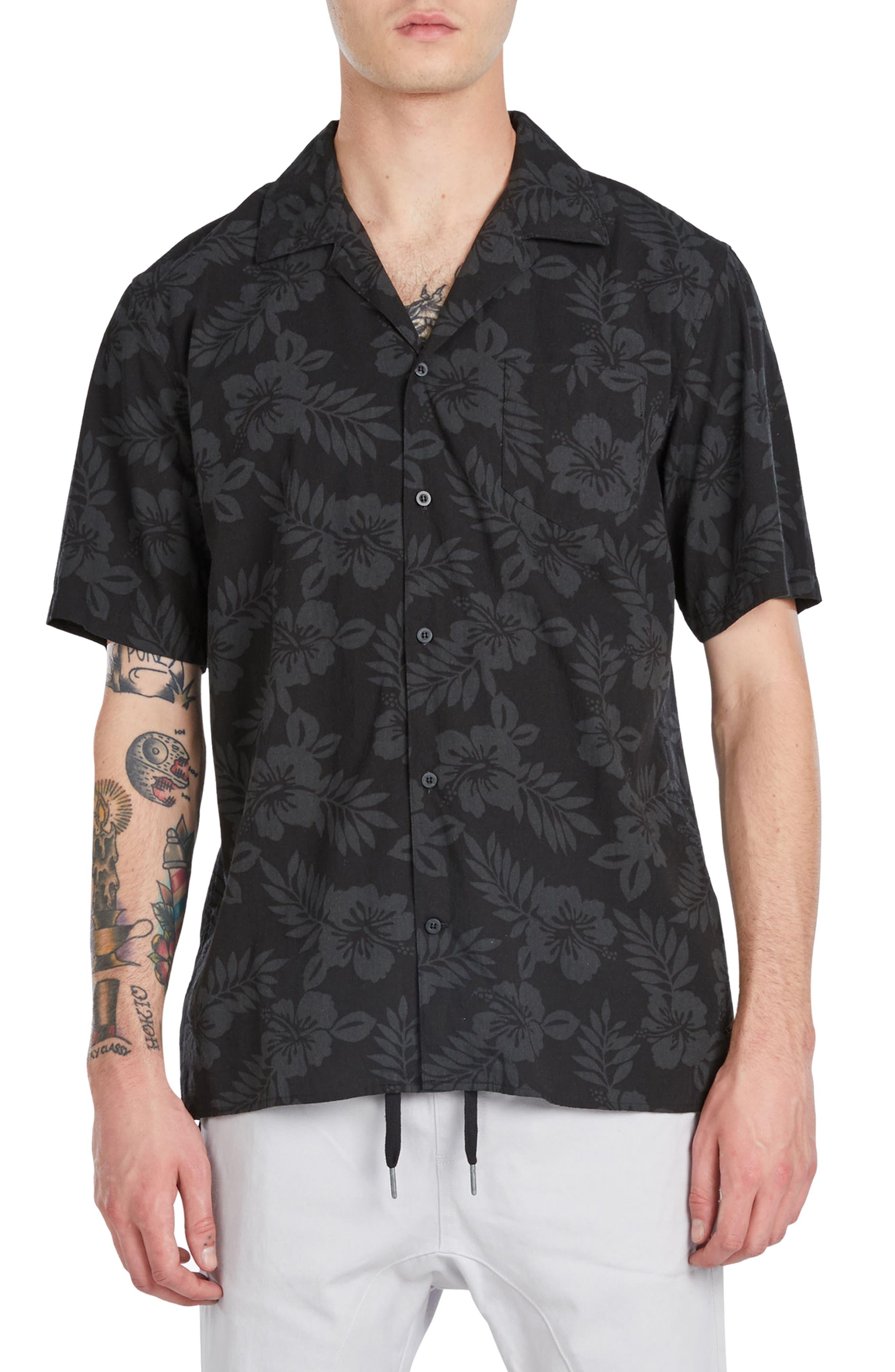 Camper Box Shirt,                             Main thumbnail 1, color,                             001