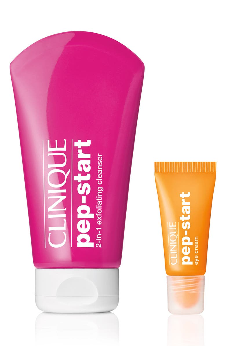 Clinique Pep-Start Duo (Nordstrom Exclusive) ($24.80 Value) | Nordstrom
