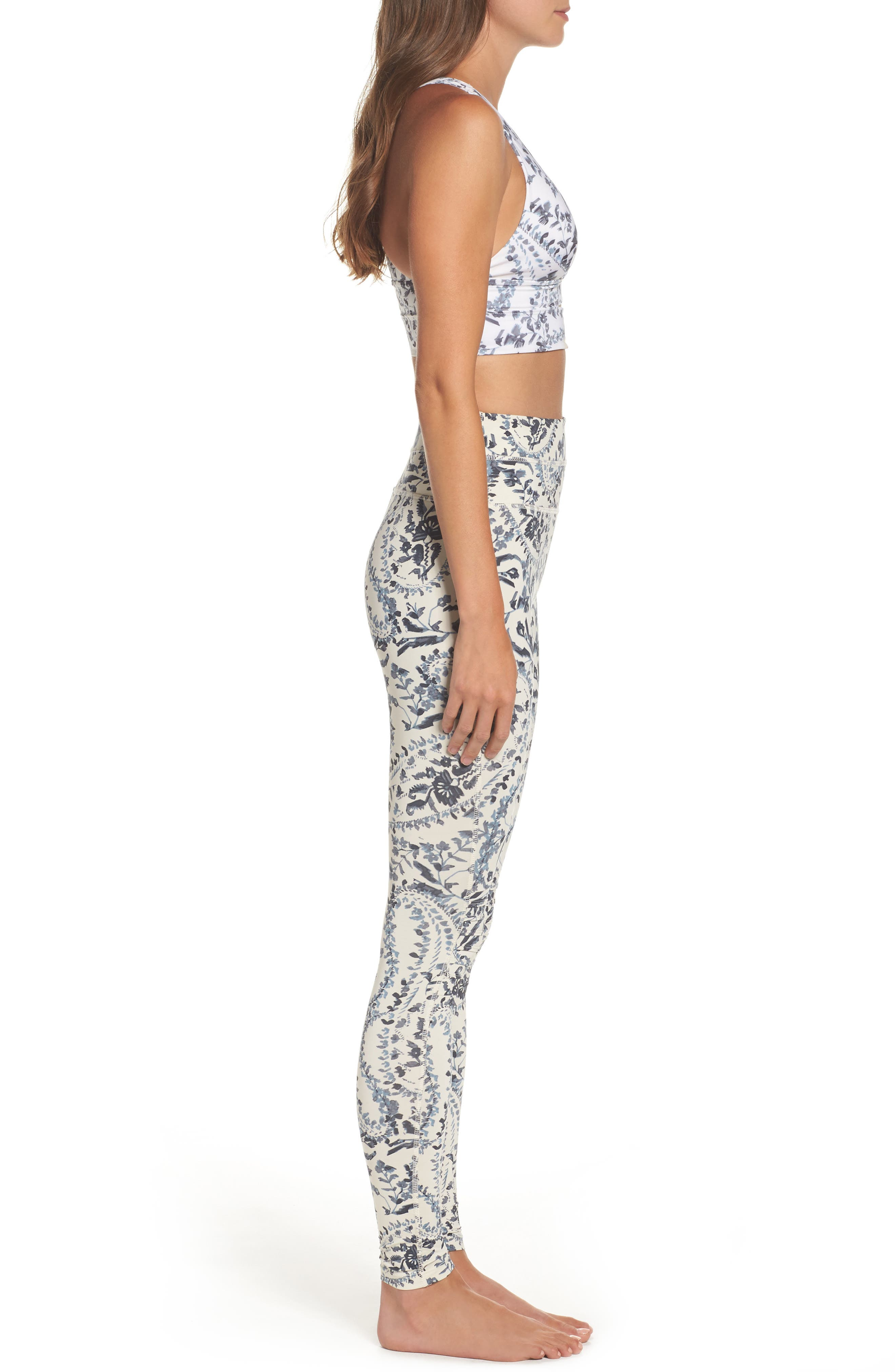 FP Movement Print City Slicker High Waist Leggings,                             Alternate thumbnail 10, color,                             400