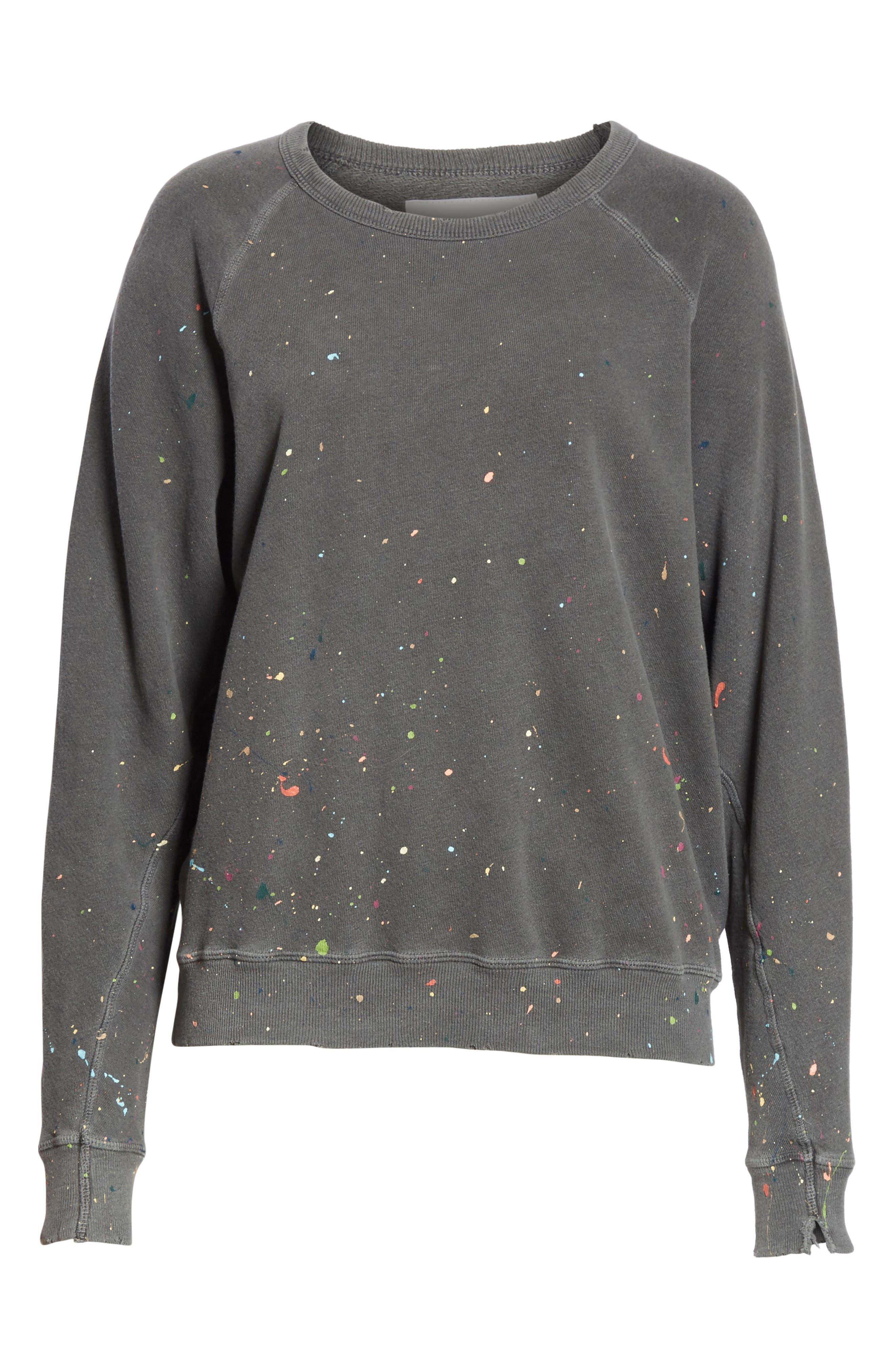 The College Sweatshirt,                             Alternate thumbnail 6, color,                             001