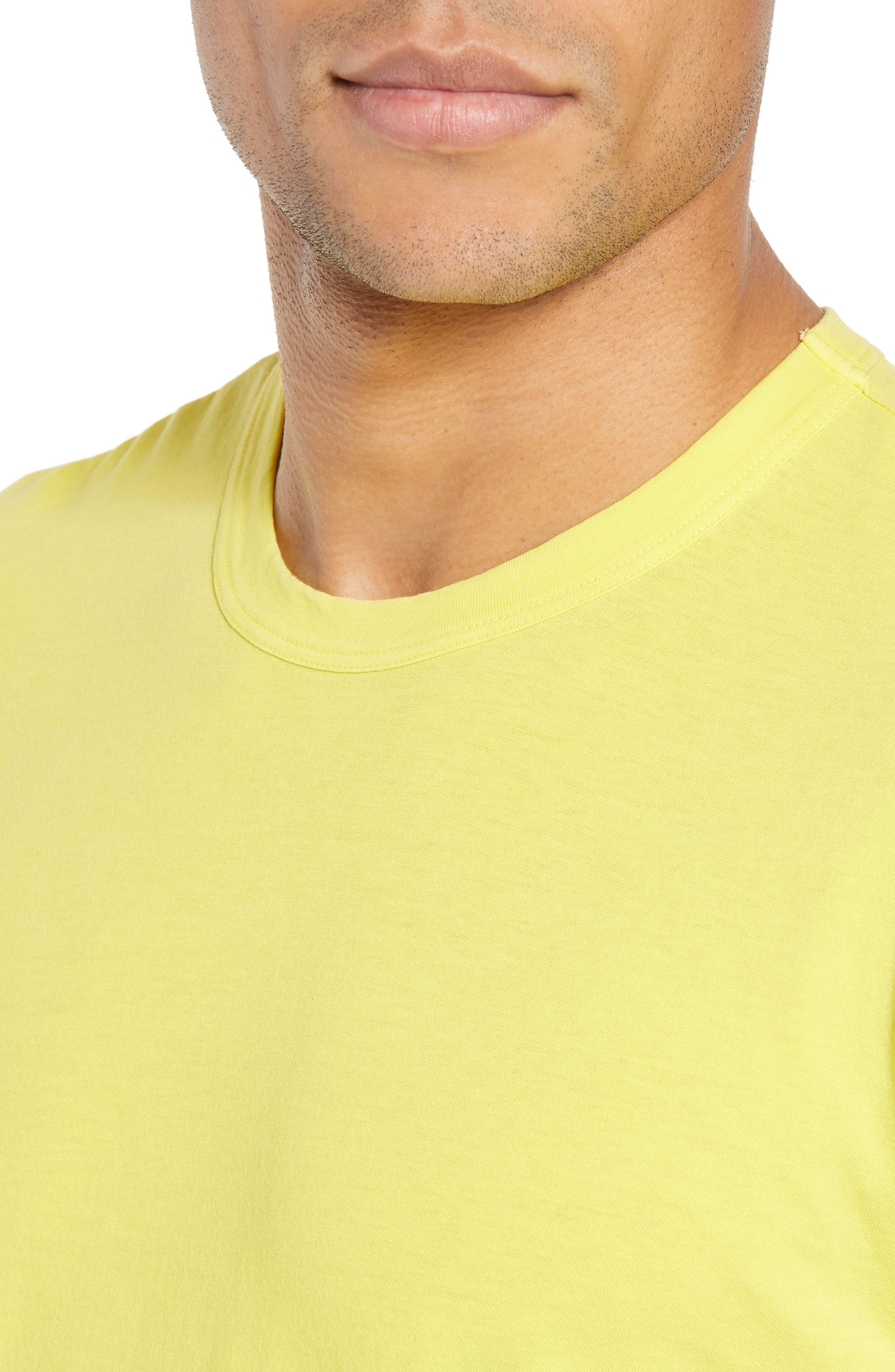 Crewneck Jersey T-Shirt,                             Alternate thumbnail 403, color,