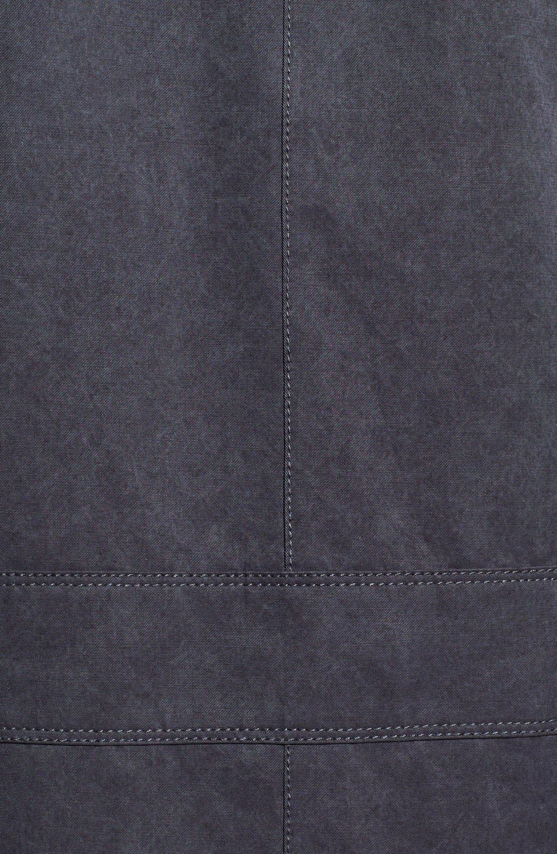 'Kodiak' Water Resistant Coated Hooded Parka,                             Alternate thumbnail 4, color,                             410