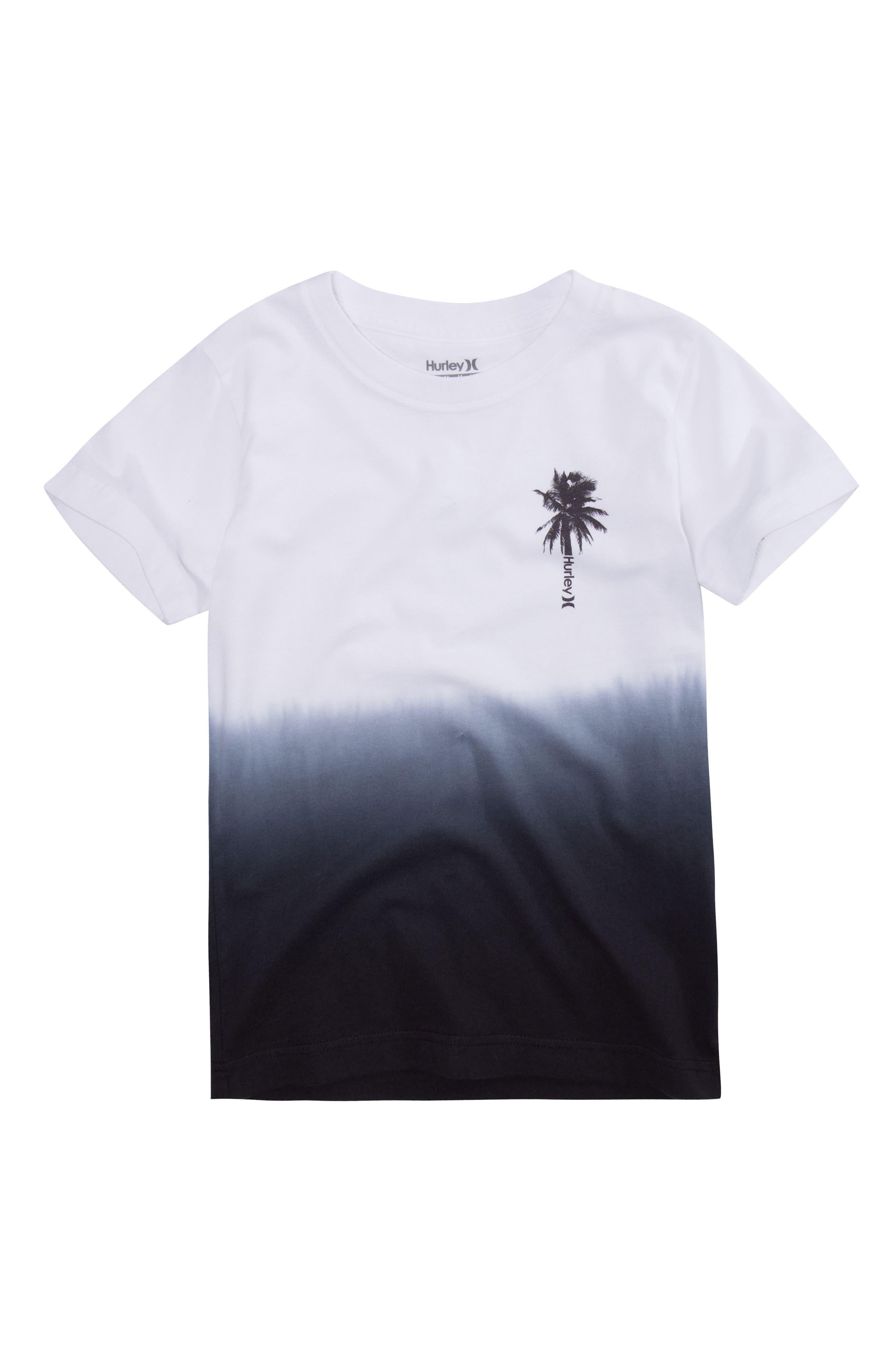 Trajectory Gradient T-Shirt,                             Main thumbnail 1, color,                             100