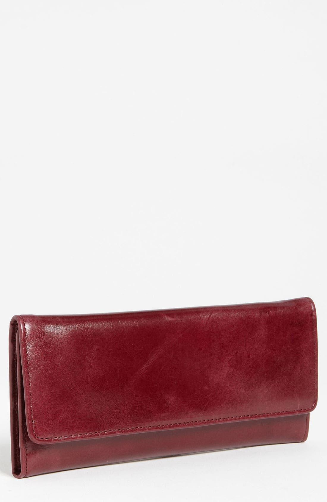 'Sadie' Leather Wallet,                             Main thumbnail 52, color,