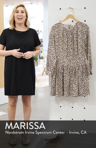 Leopard Print Silk Dress, sales video thumbnail