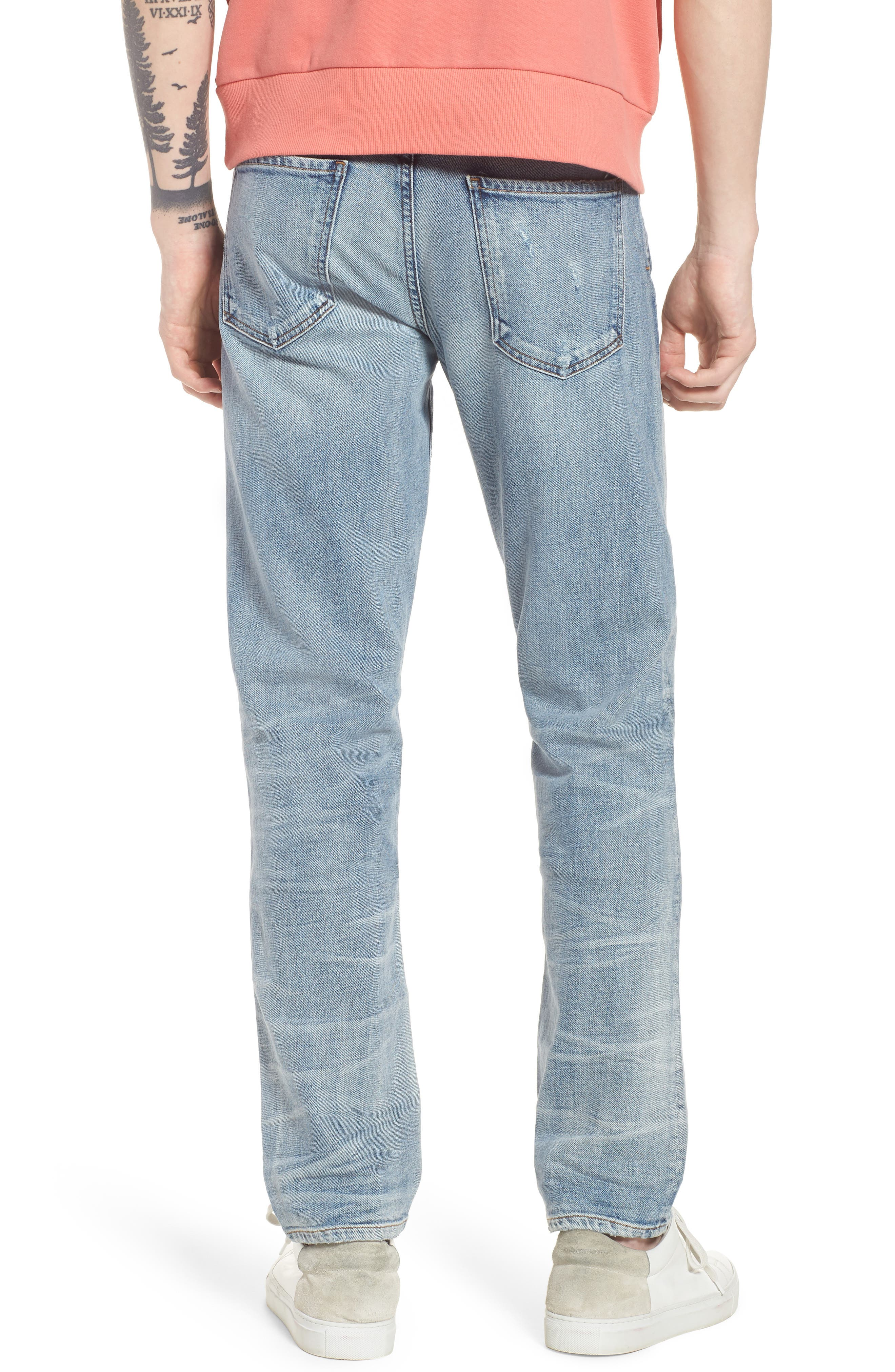CITIZENS OF HUMANITY,                             Bowery Slim Fit Jeans,                             Alternate thumbnail 2, color,                             471