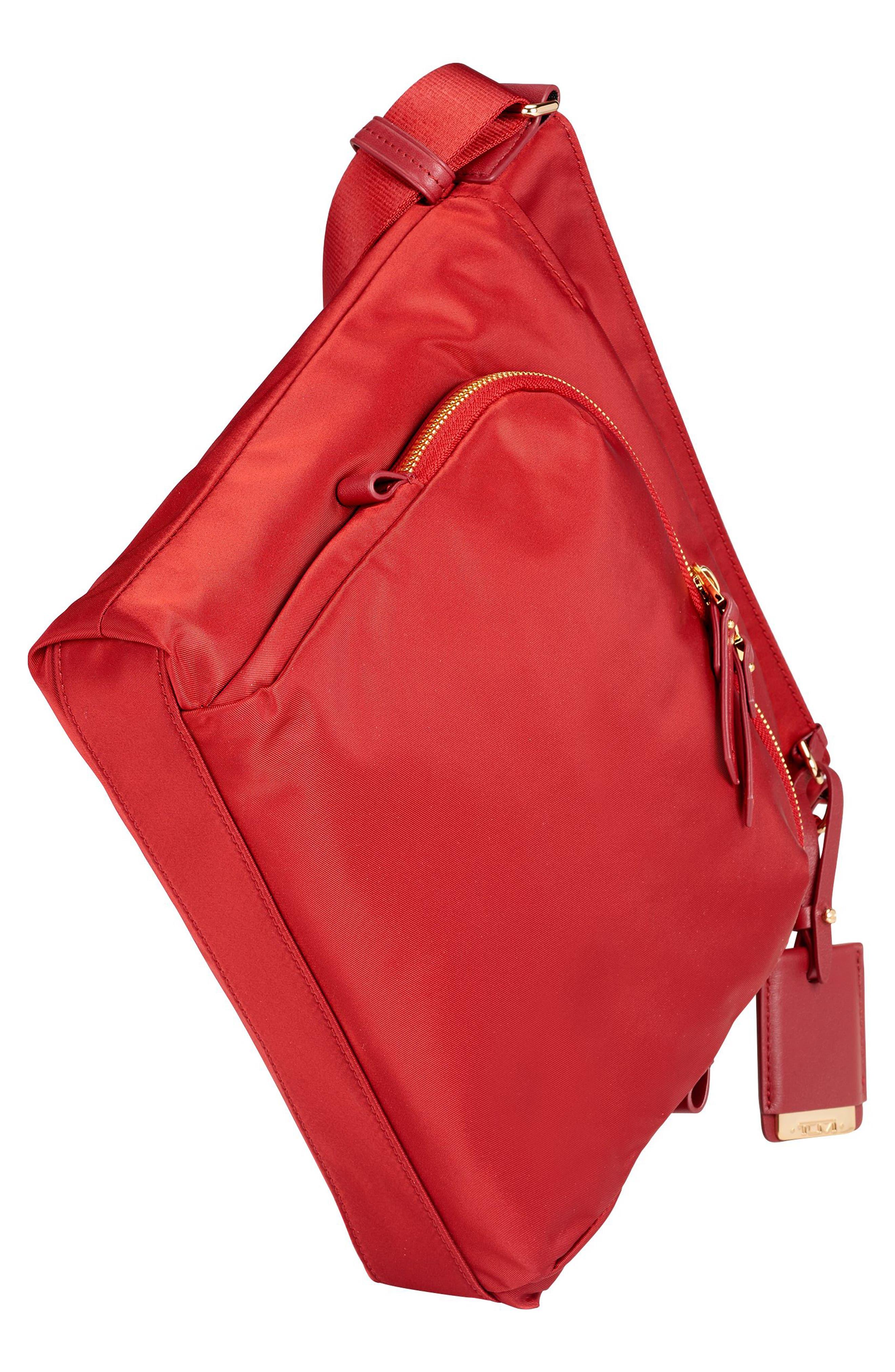 Voyageur - Capri Nylon Crossbody Bag,                             Alternate thumbnail 74, color,