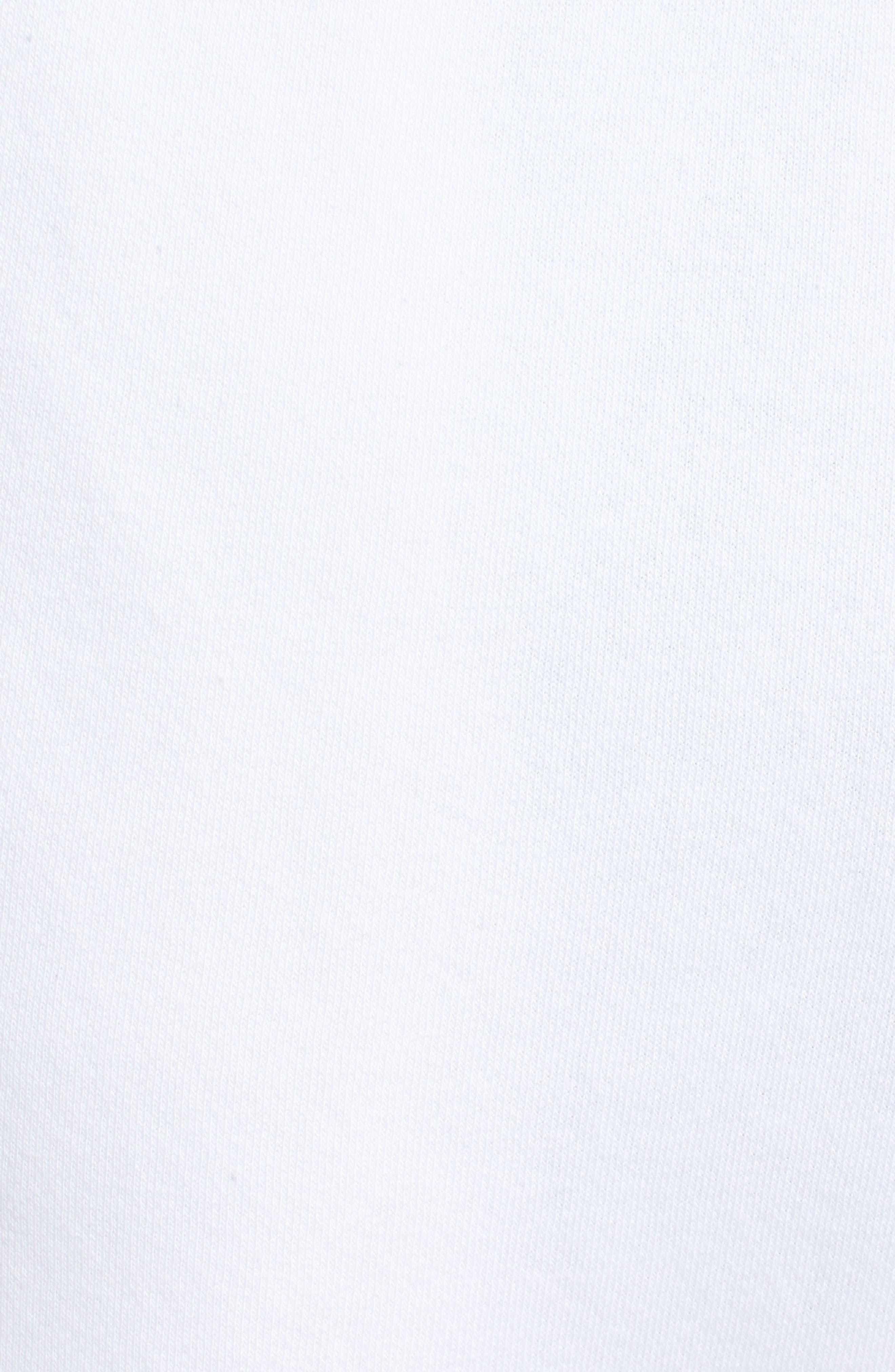 Logo Jogger Pants,                             Alternate thumbnail 5, color,                             WHITE