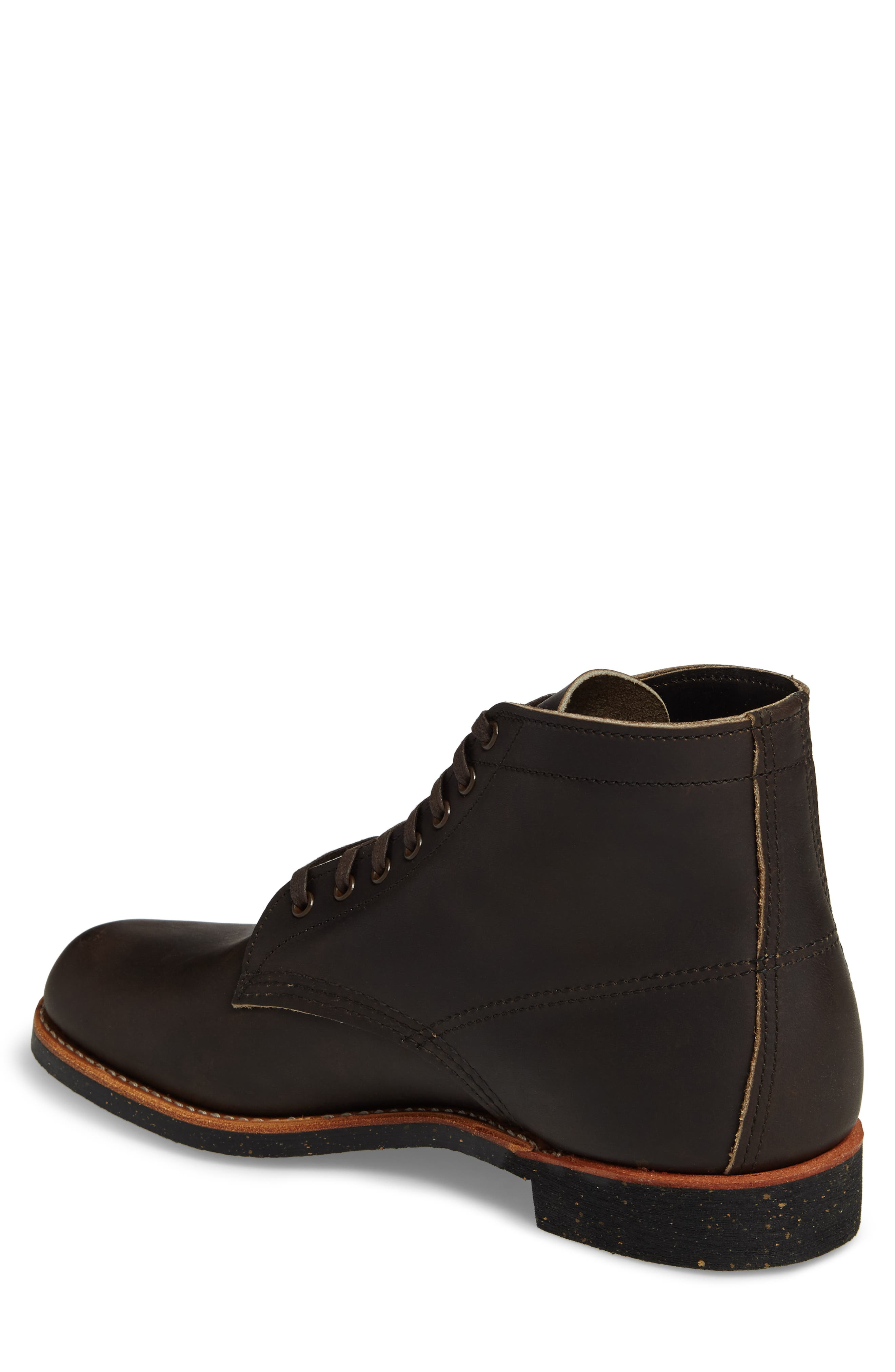 RED WING,                             Merchant Boot,                             Alternate thumbnail 2, color,                             EBONY HARNESS LEATHER