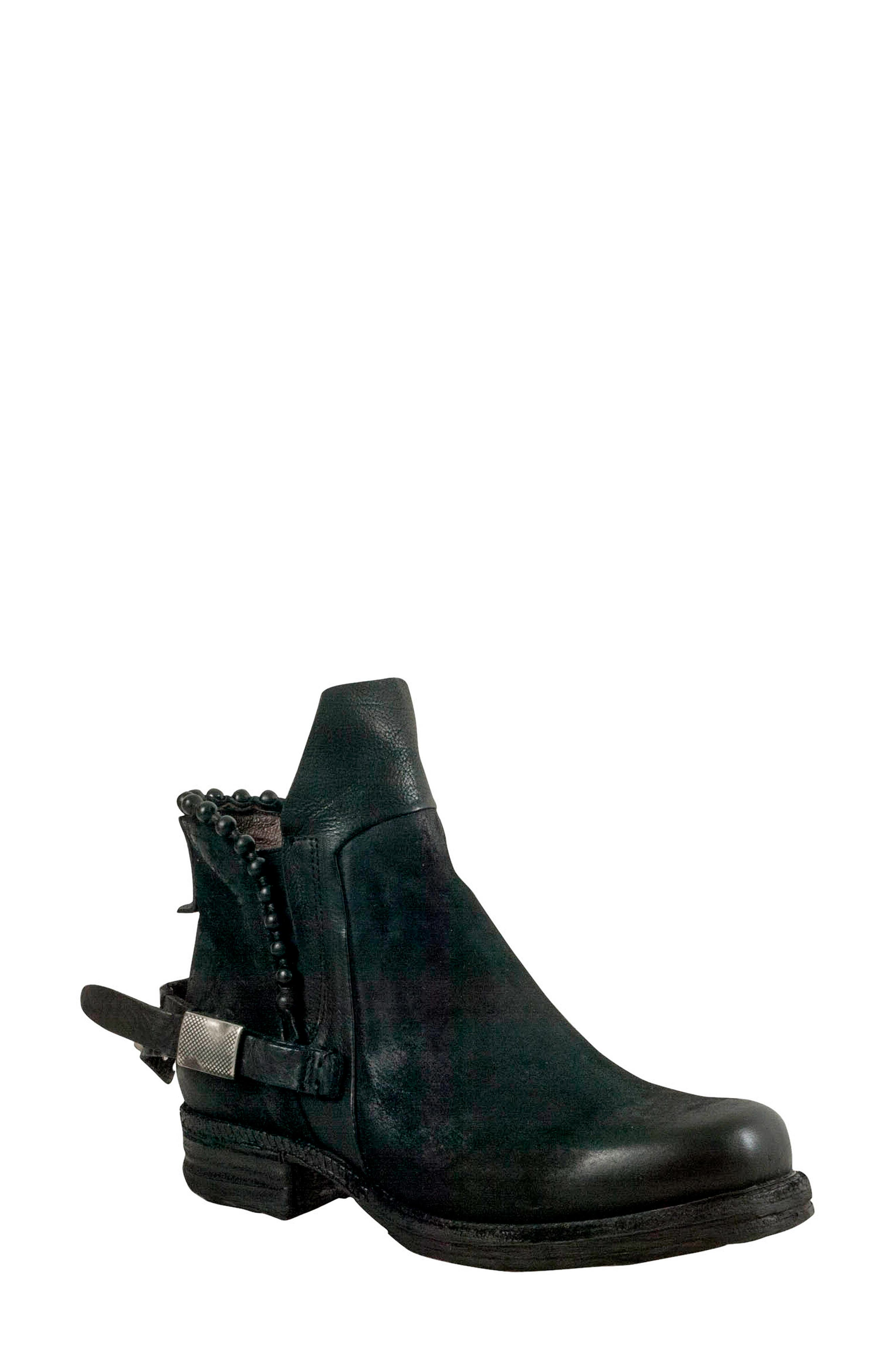 A.S.98 Slade Bootie in Black