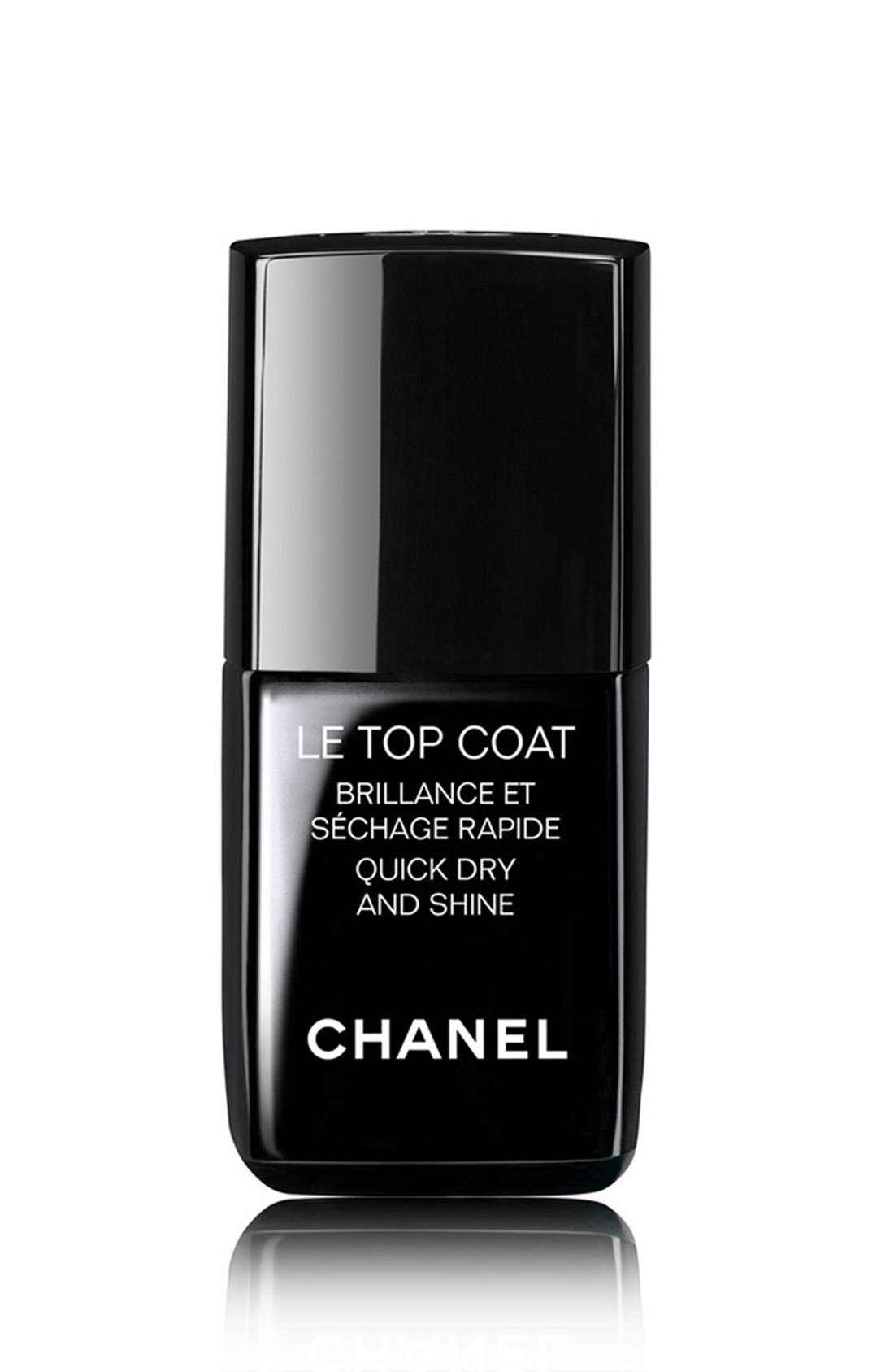 LE TOP COAT<br />Quick Dry and Shine,                         Main,                         color, NO COLOR