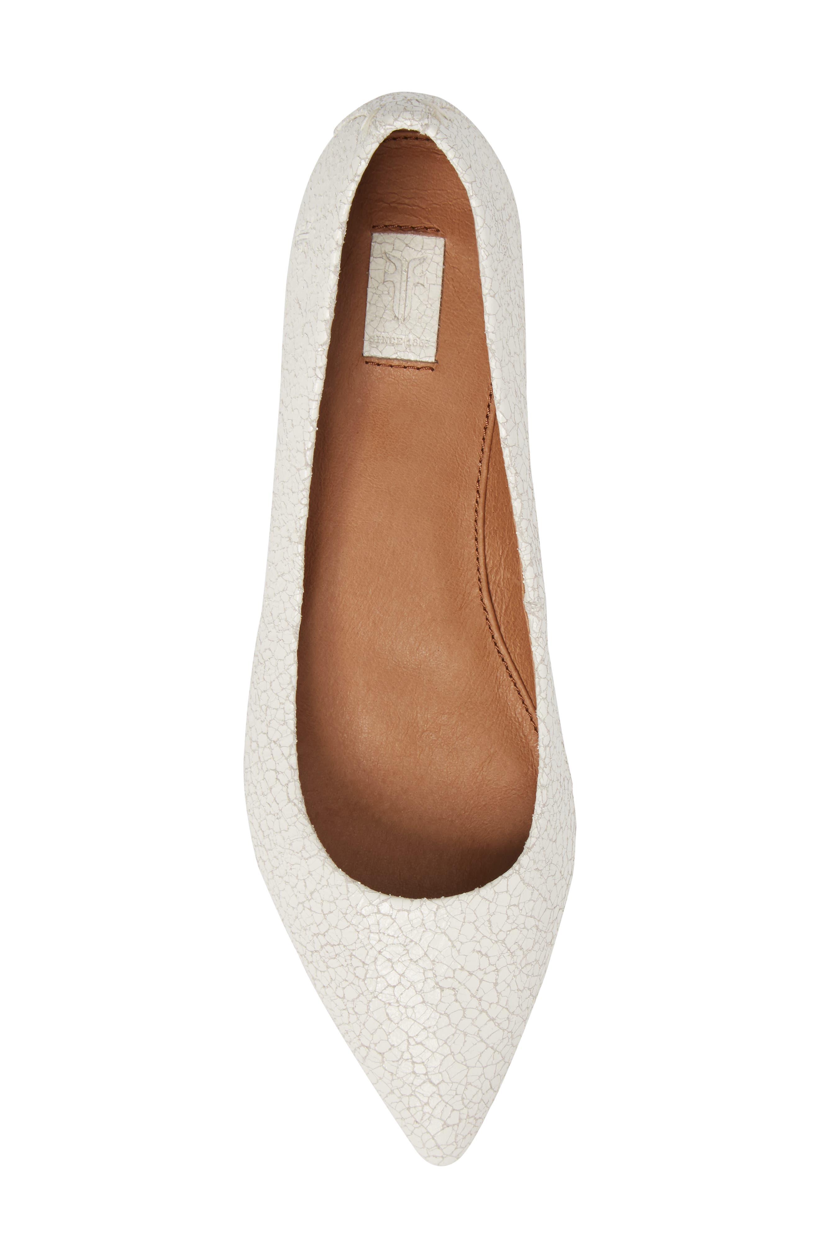 Sienna Pointy Toe Ballet Flat,                             Alternate thumbnail 14, color,