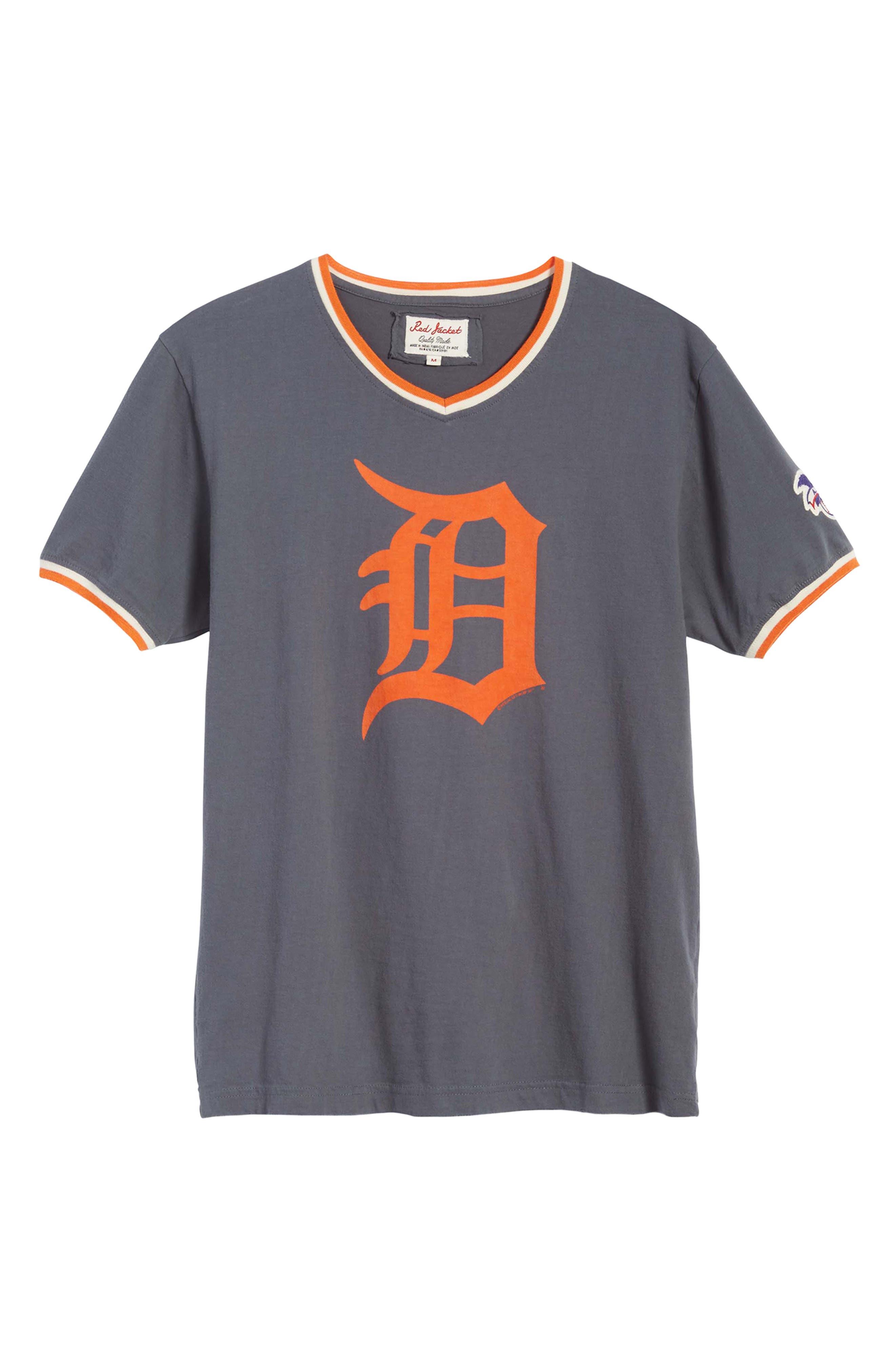 Eastwood Detroit Tigers T-Shirt,                             Alternate thumbnail 6, color,                             410