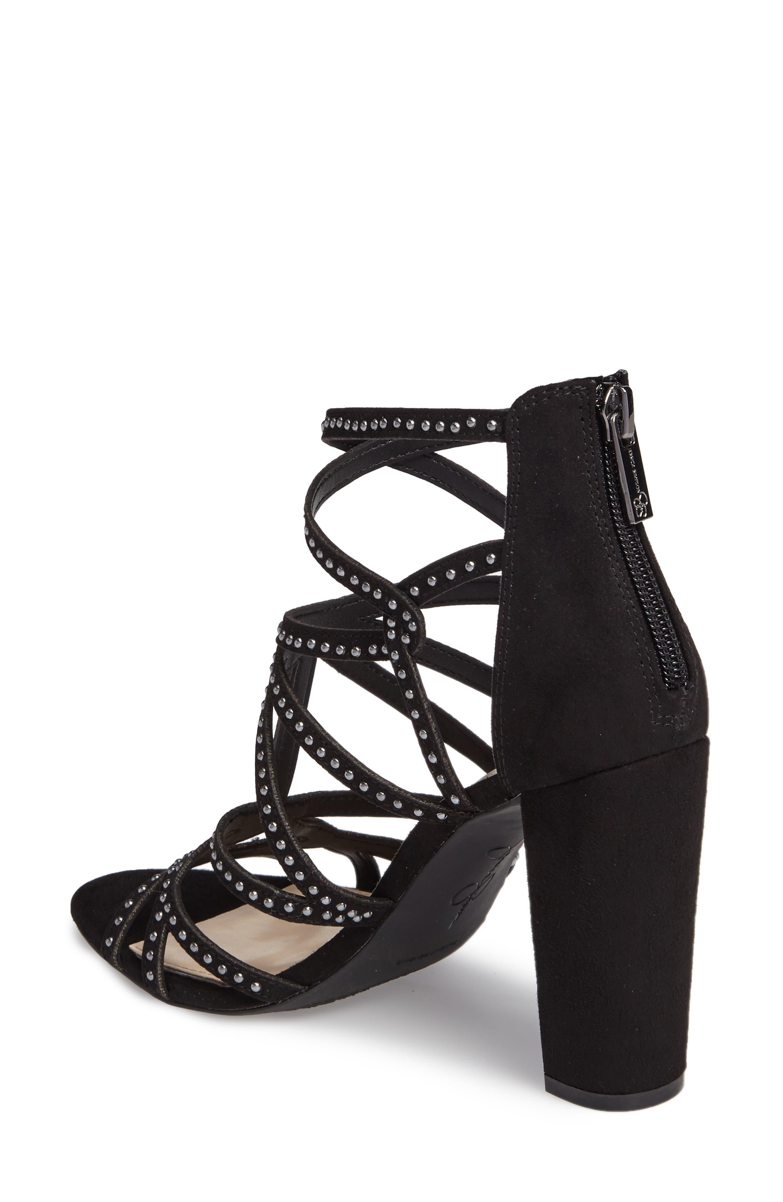 Emmi Block Heel Sandal,                             Alternate thumbnail 2, color,