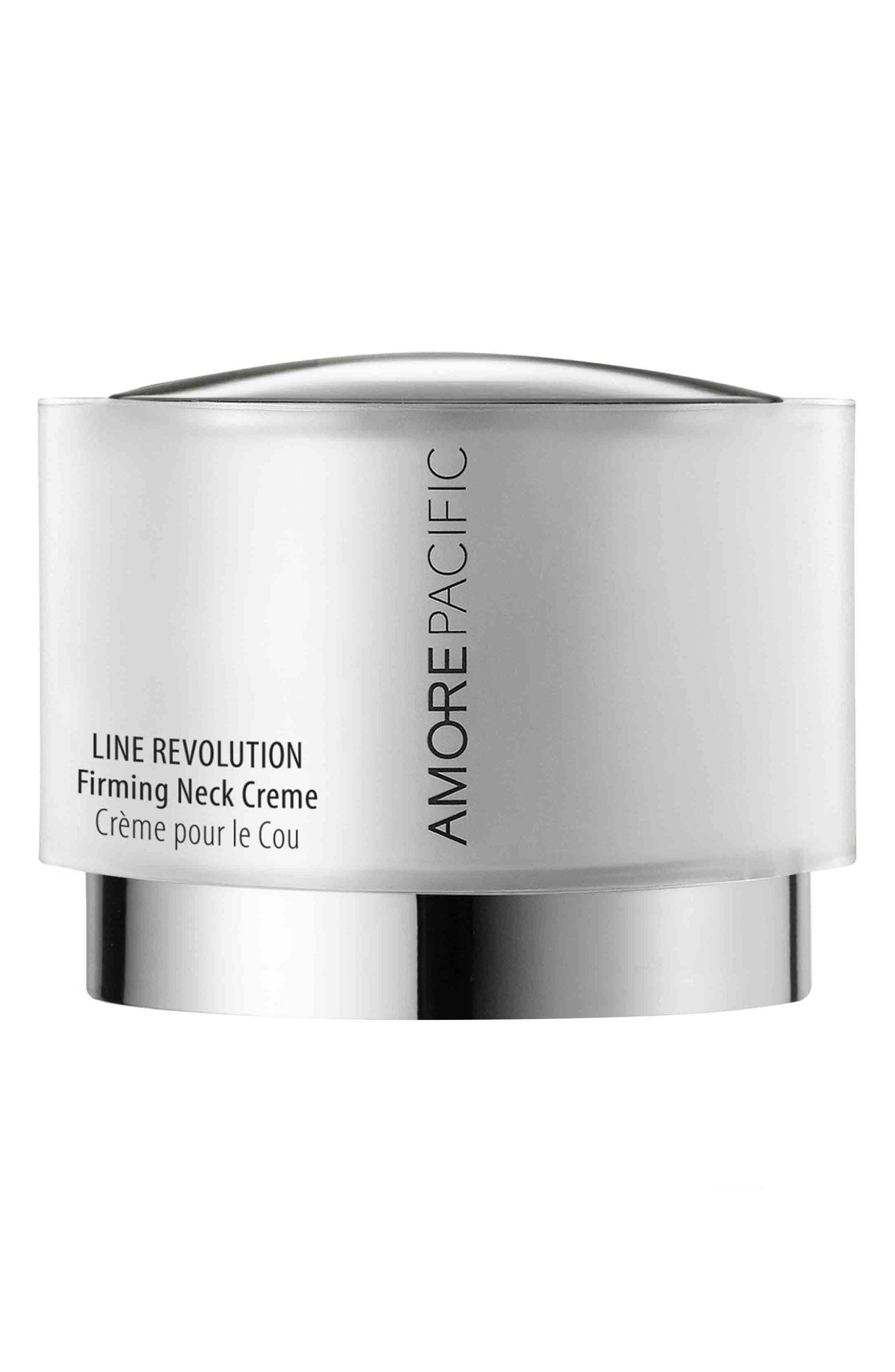 'Line Revolution' Firming Neck Crème,                         Main,                         color, NO COLOR
