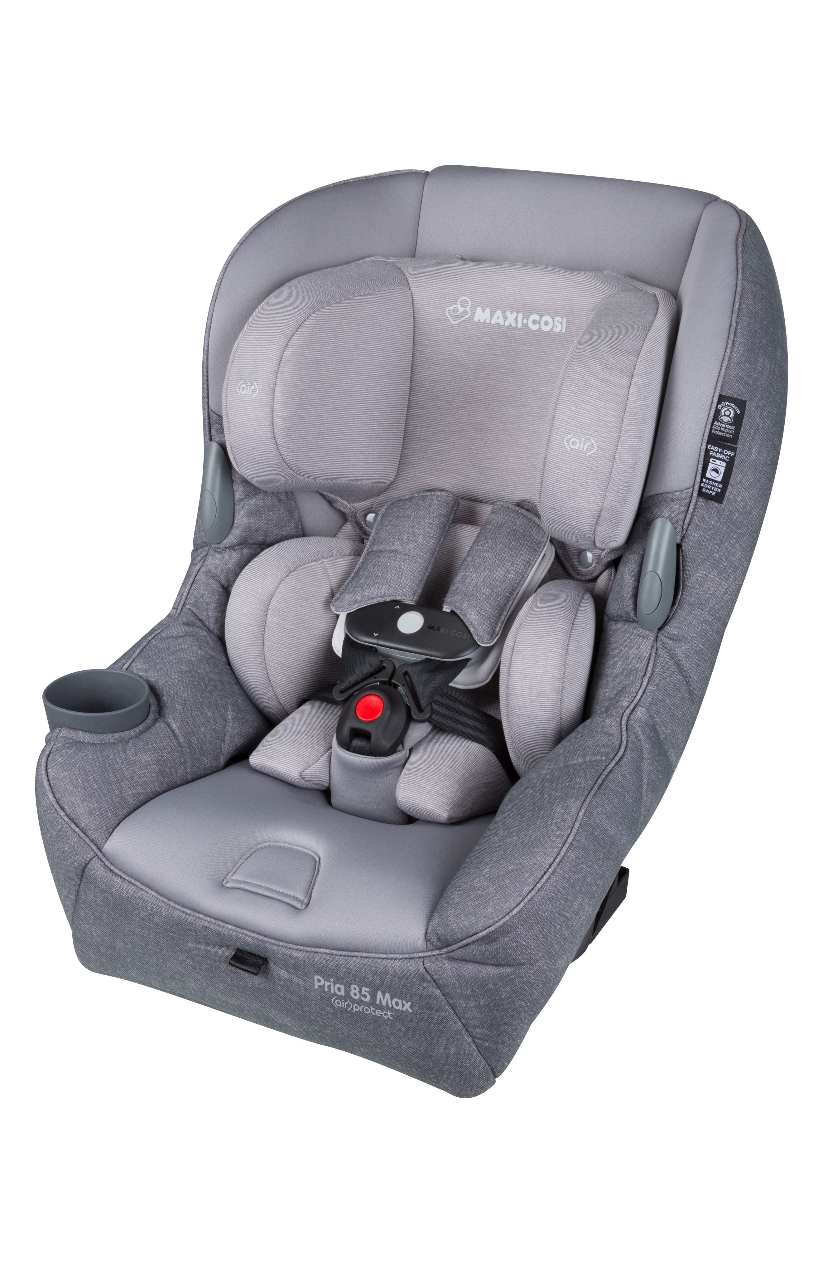 MAXI-COSI<SUP>®</SUP>,                             Pria<sup>™</sup> 85 Max Nomad Collection Convertible Car Seat,                             Alternate thumbnail 3, color,                             NOMAD GREY