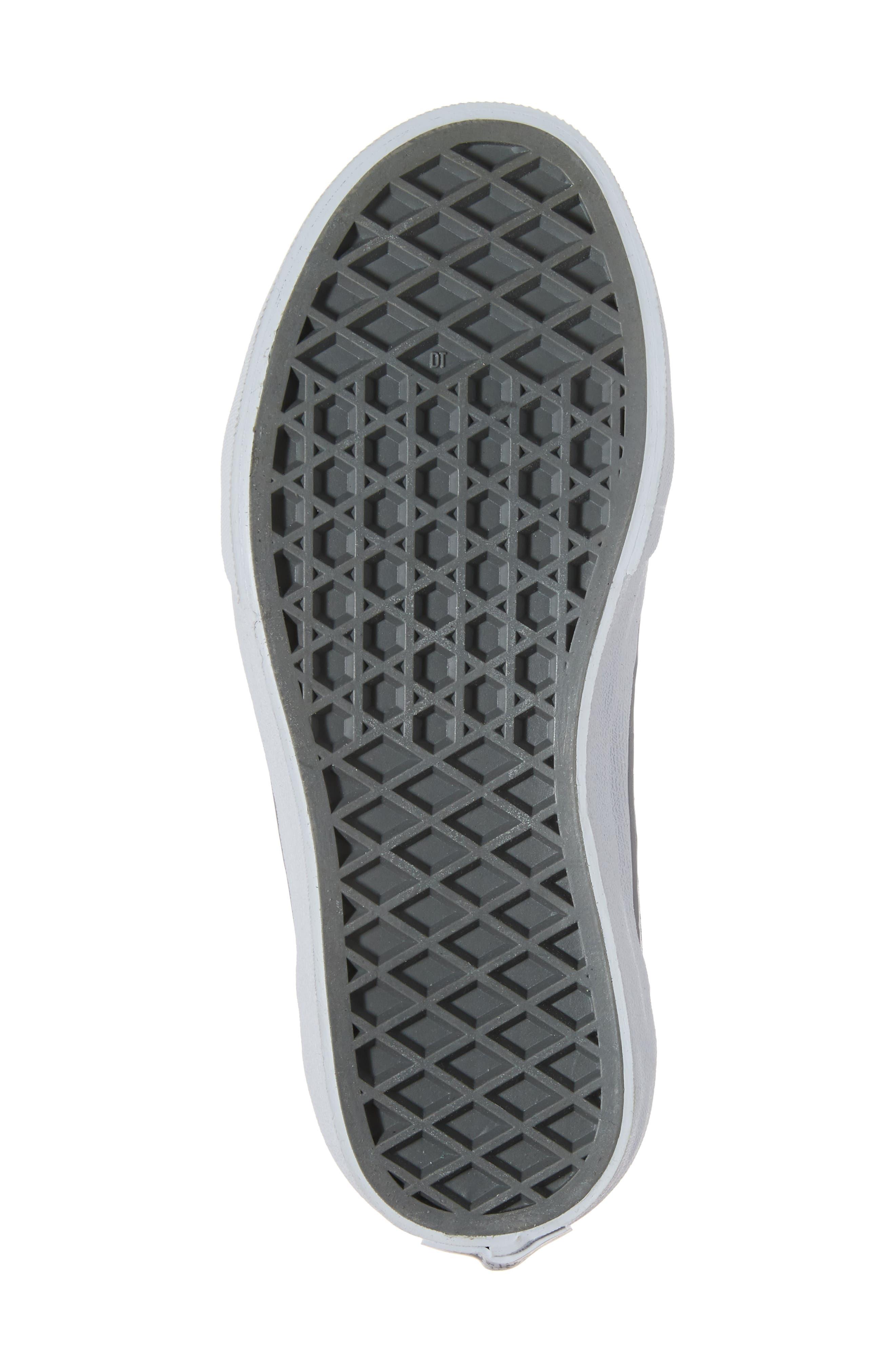 Old Skool Glitter Sneaker,                             Alternate thumbnail 6, color,                             040