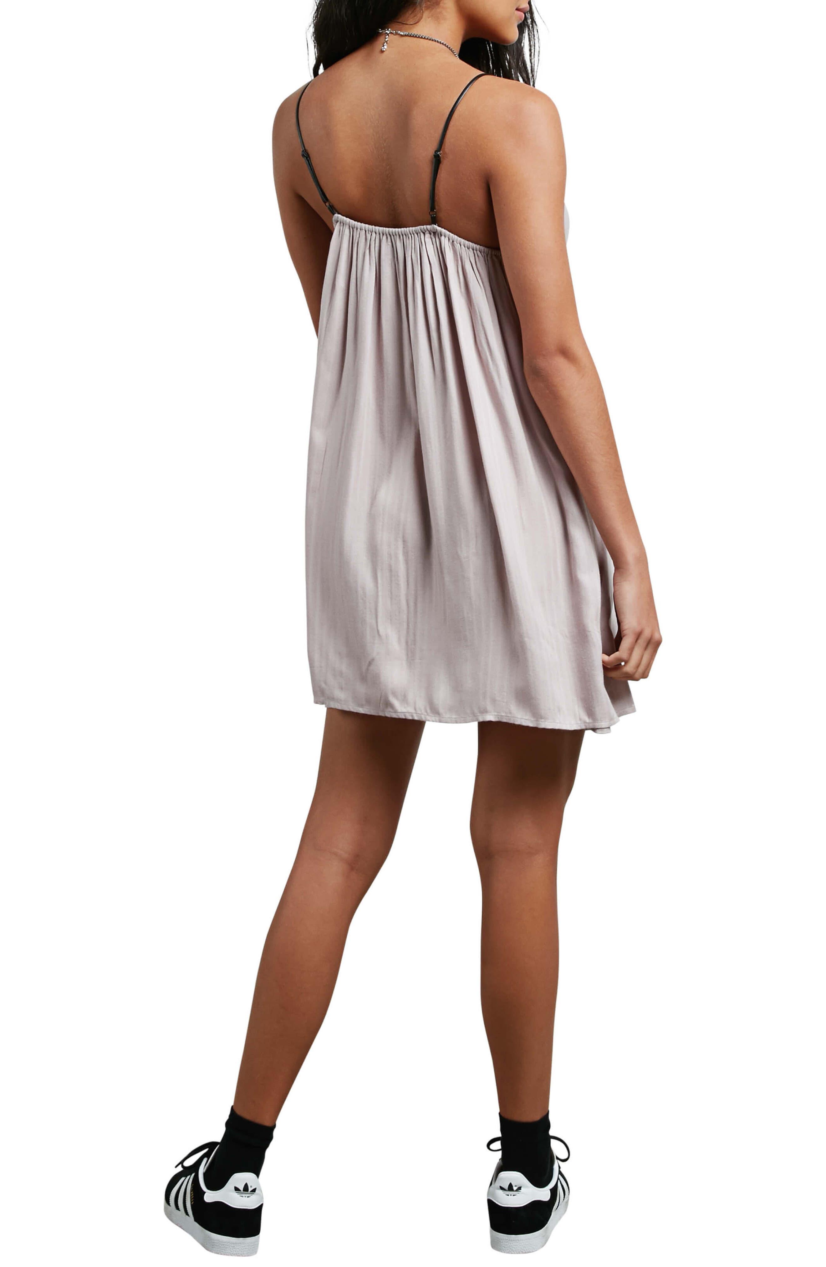 Thx It's a New Dress Babydoll Dress,                             Alternate thumbnail 2, color,