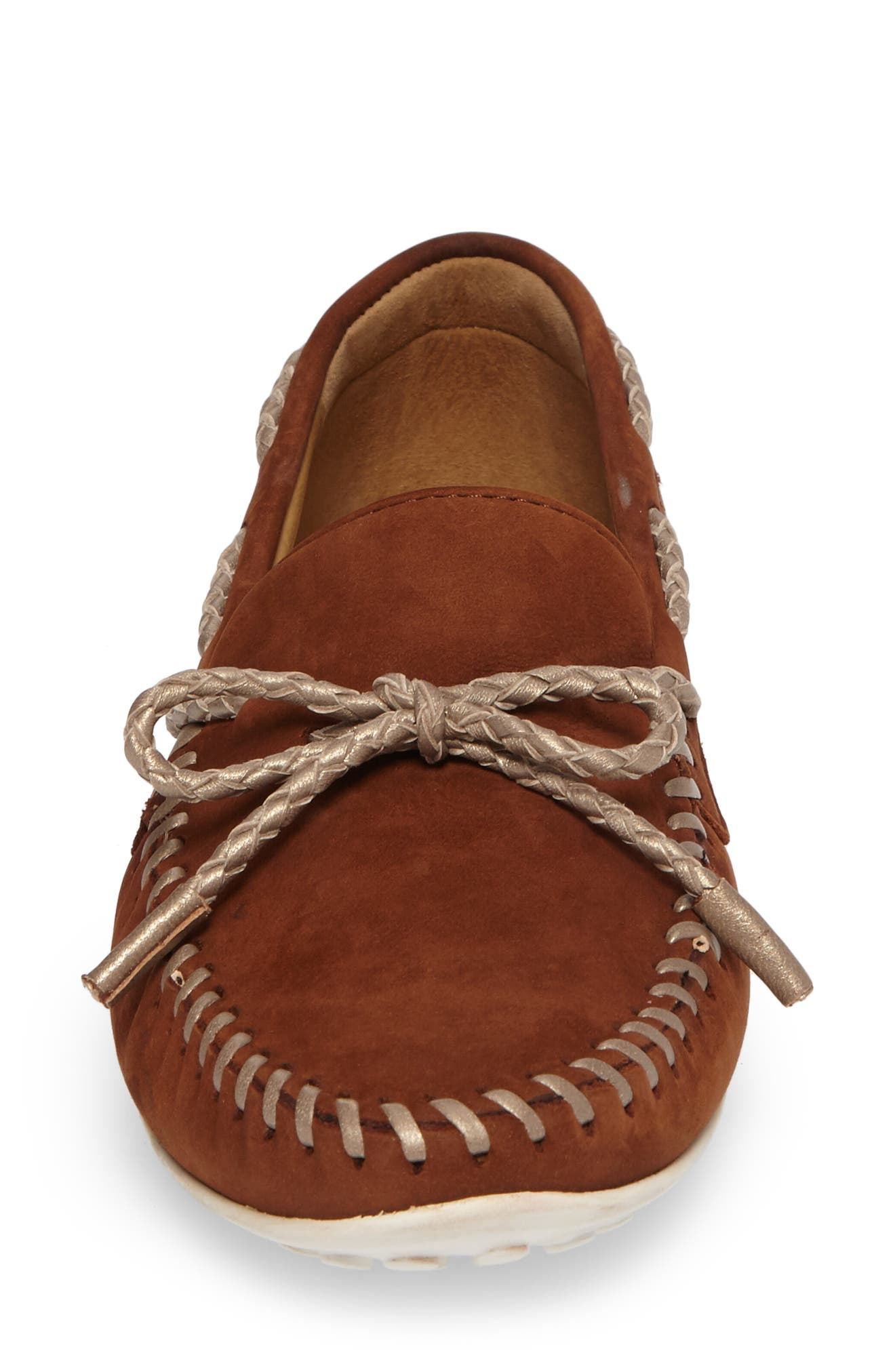 Zoe Water Resistant Moccasin,                             Alternate thumbnail 8, color,