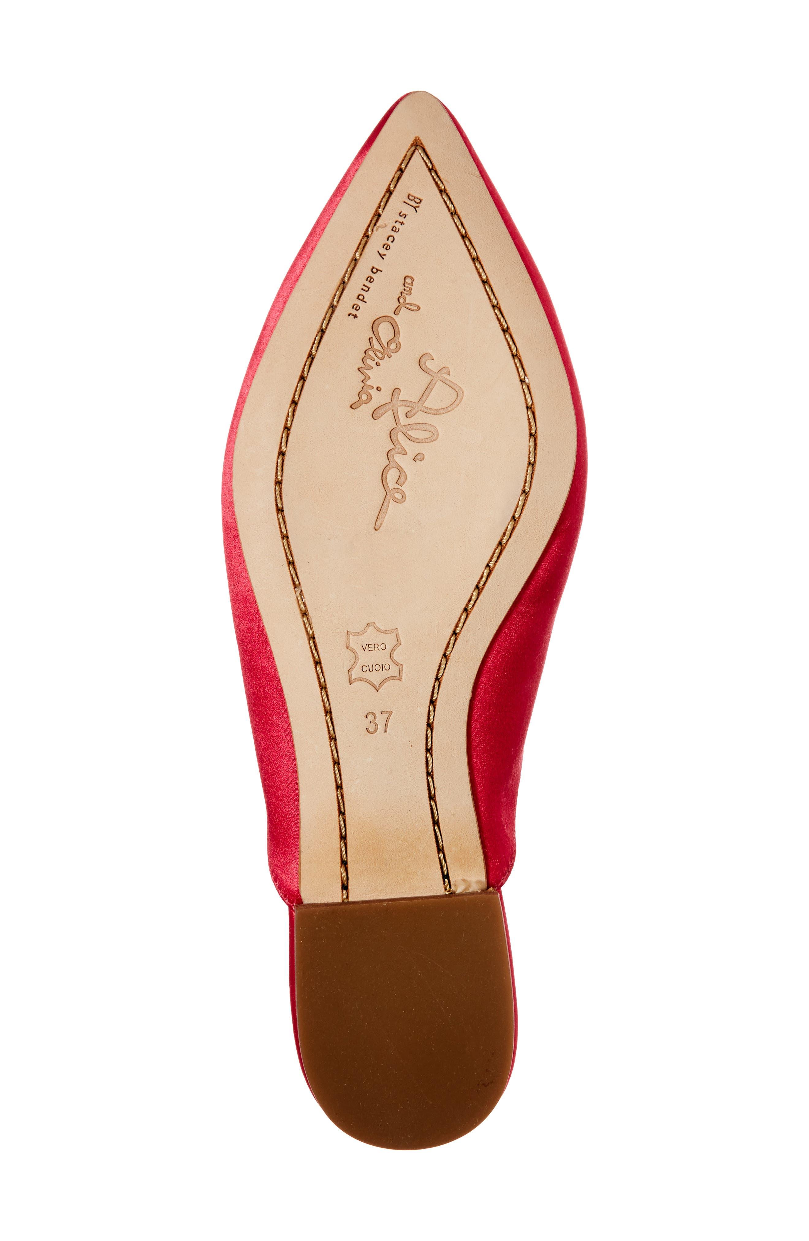 Lilly Crystal Embellished Loafer Mule,                             Alternate thumbnail 11, color,