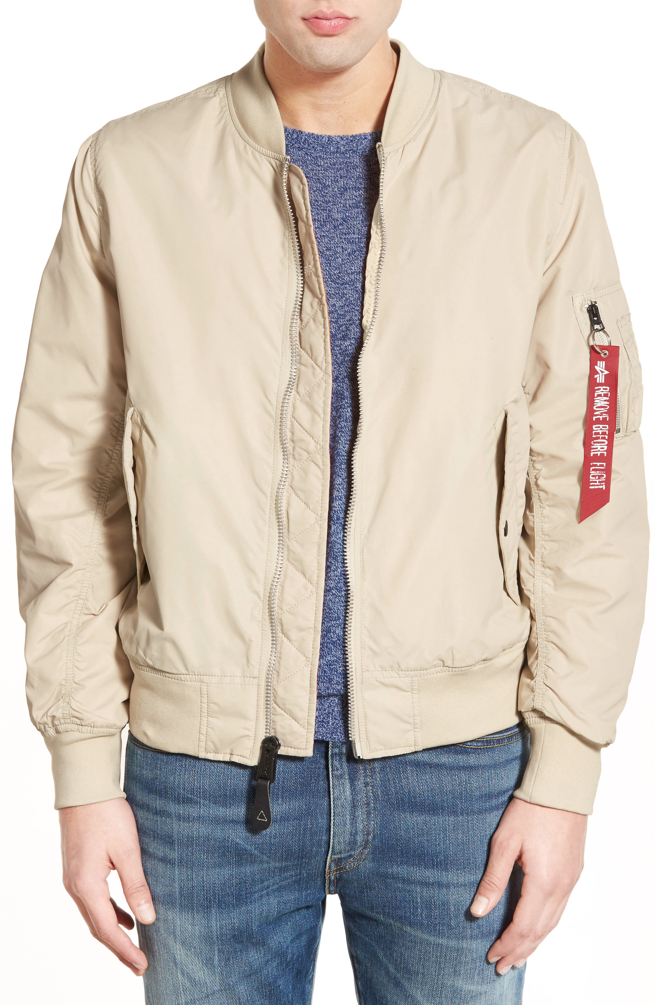 LB-2 Scout Reversible Flight Jacket,                             Alternate thumbnail 20, color,