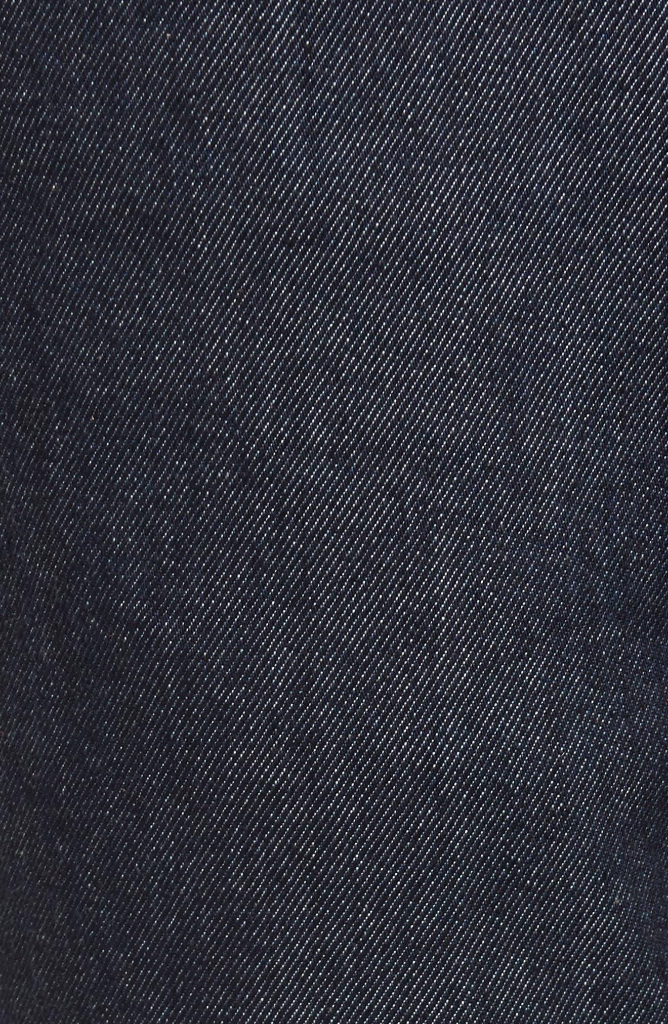 Vantage Skinny Fit Jeans,                             Alternate thumbnail 6, color,