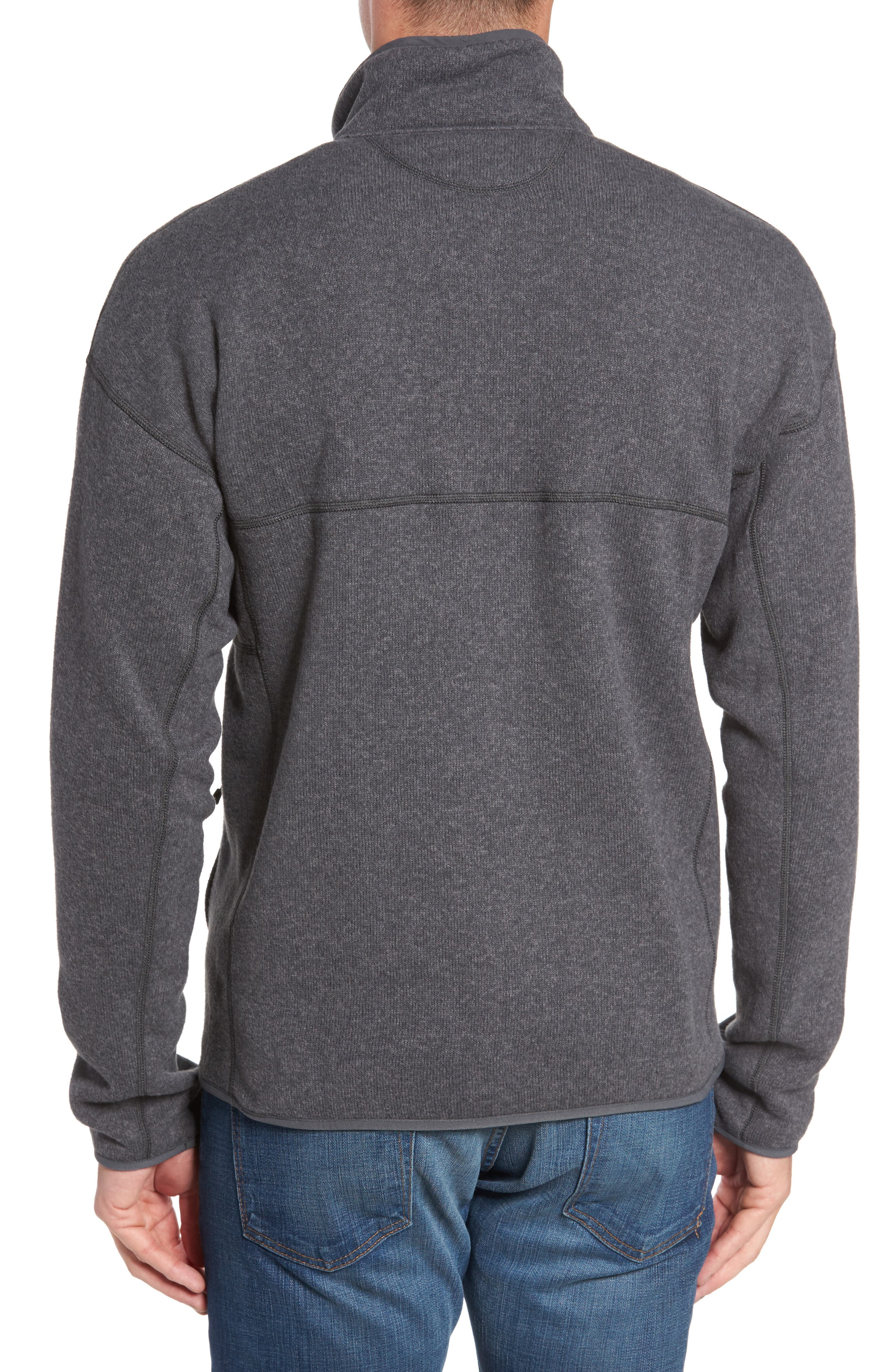 Lightweight Better Sweater Pullover,                             Alternate thumbnail 2, color,                             FORGE GREY