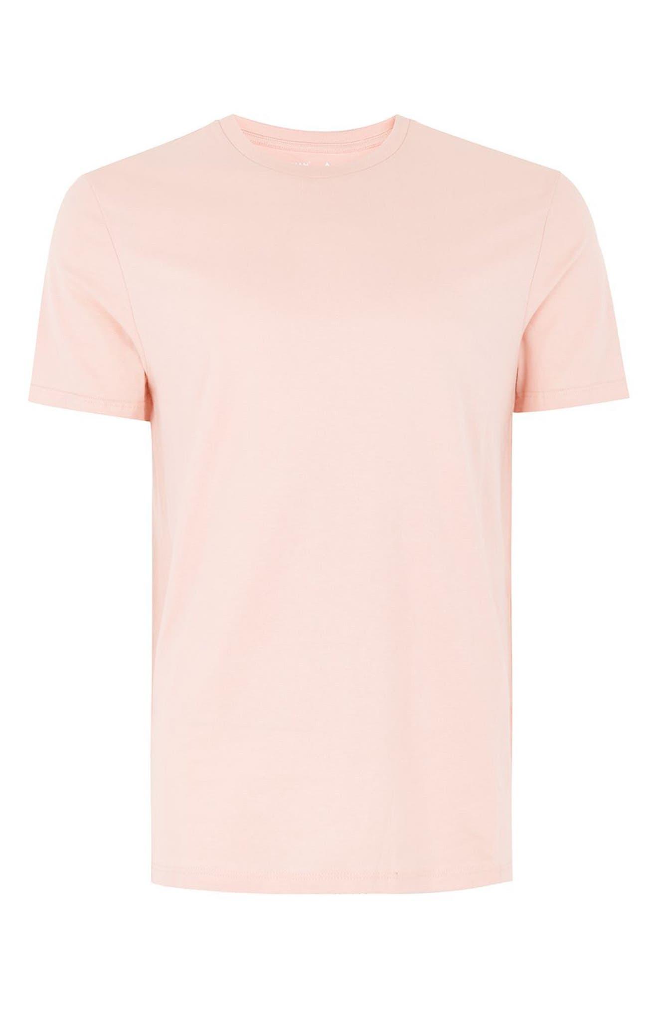 Slim Fit Crewneck T-Shirt,                             Alternate thumbnail 310, color,
