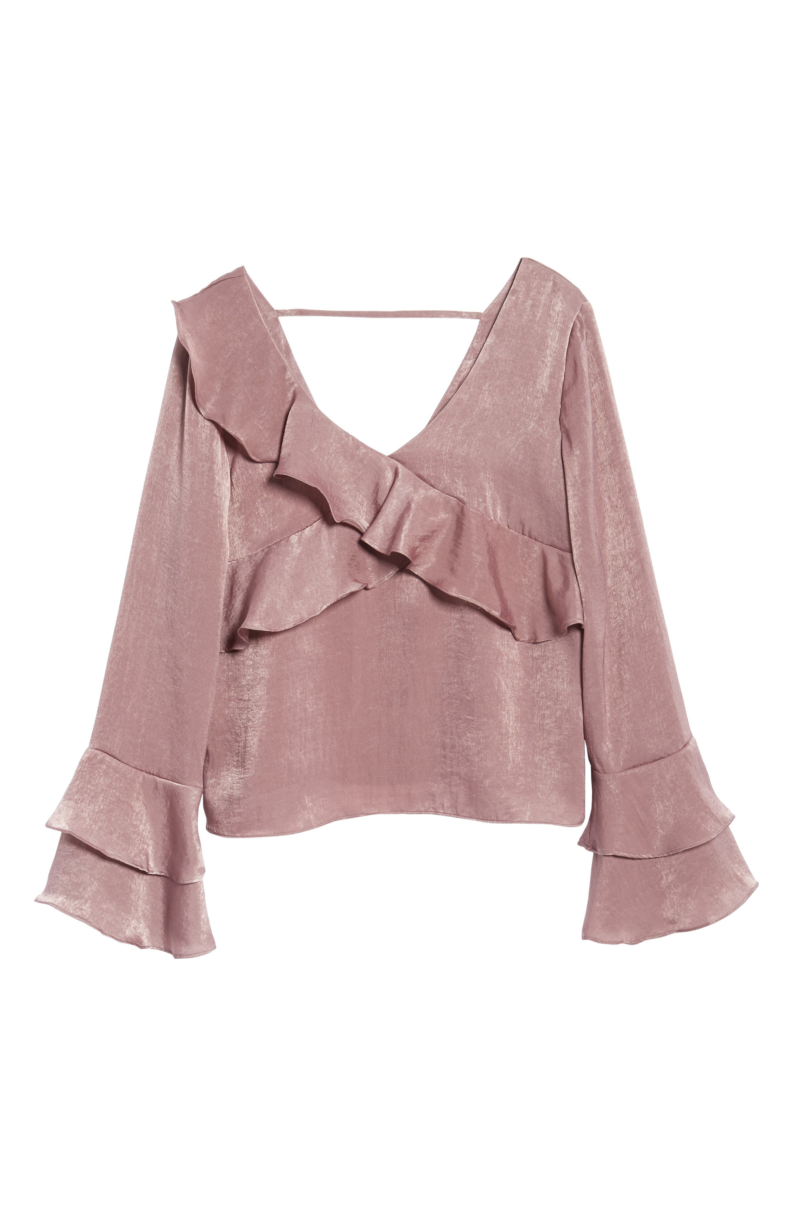 Ruffle Top,                             Alternate thumbnail 6, color,                             530