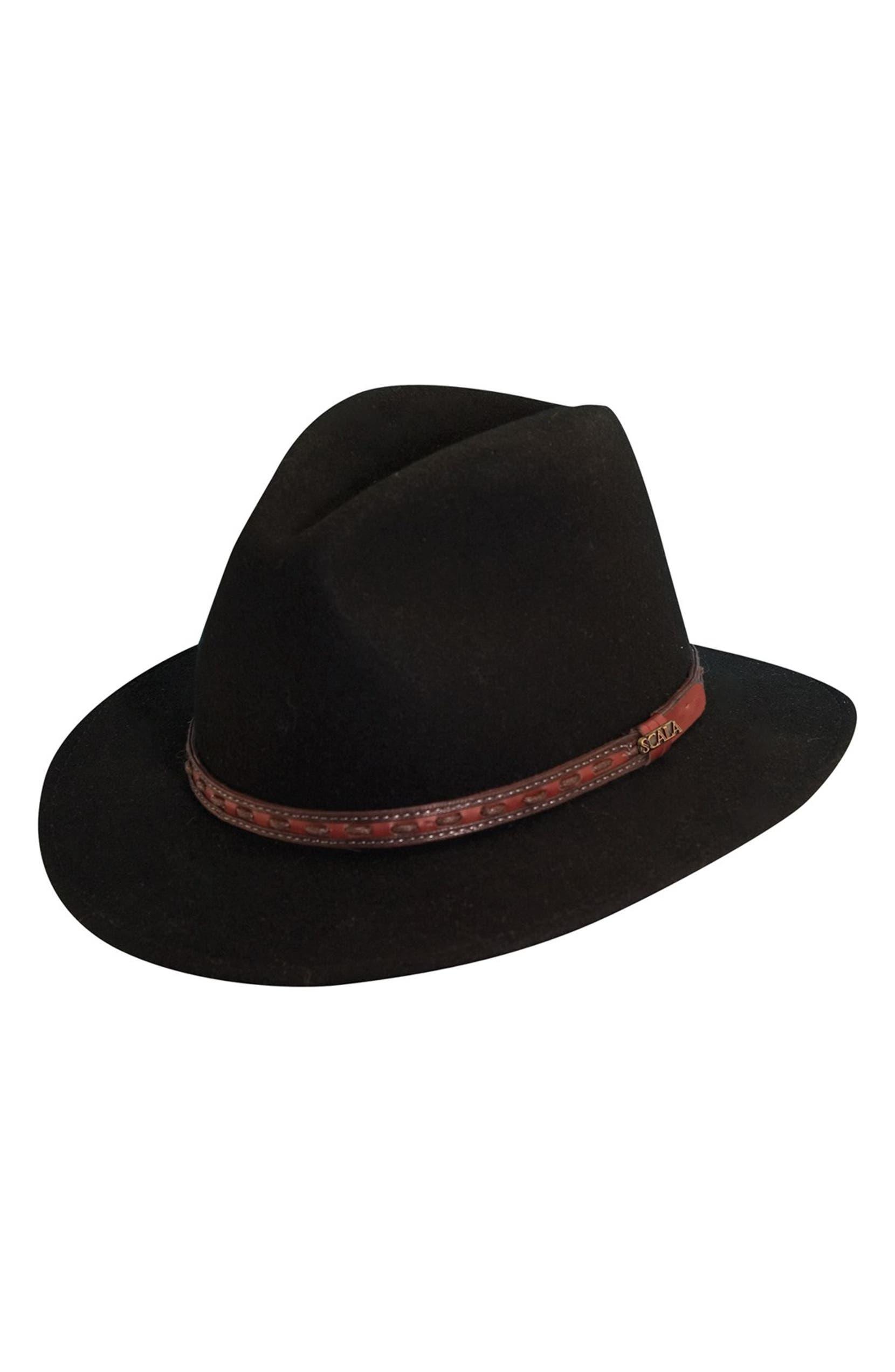 Scala  Classico  Crushable Felt Safari Hat  ba835d5afd34