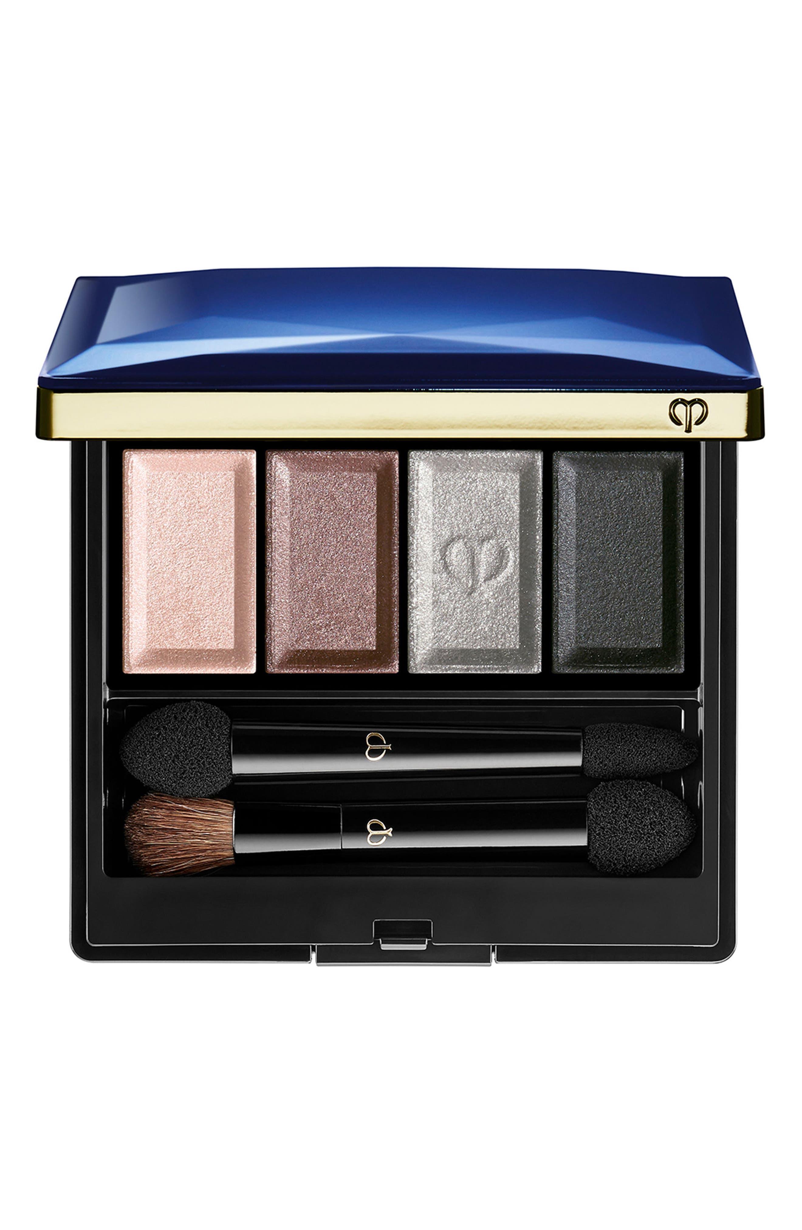 Eye Color Quad Refill,                         Main,                         color, 306 SILVER ECLIPSE