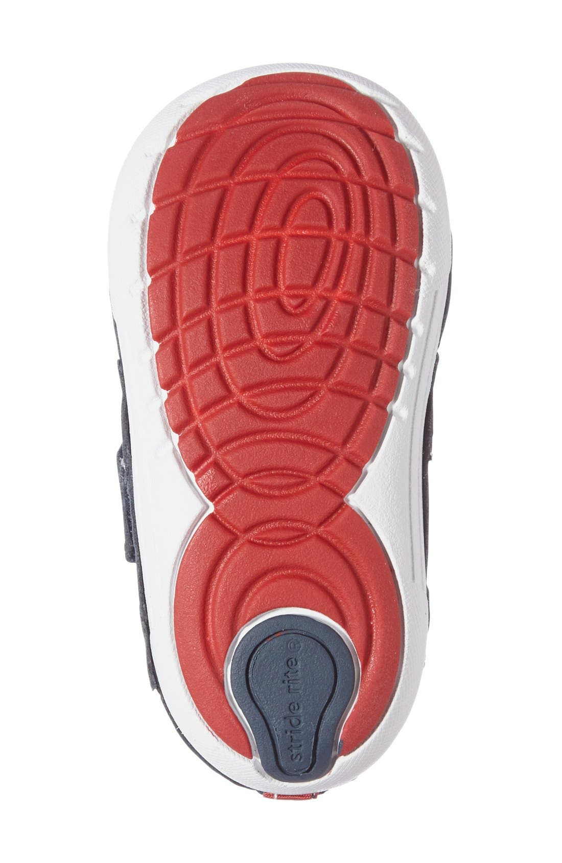 Soft Motion<sup>™</sup> Cameron Sneaker,                             Alternate thumbnail 3, color,                             NAVY