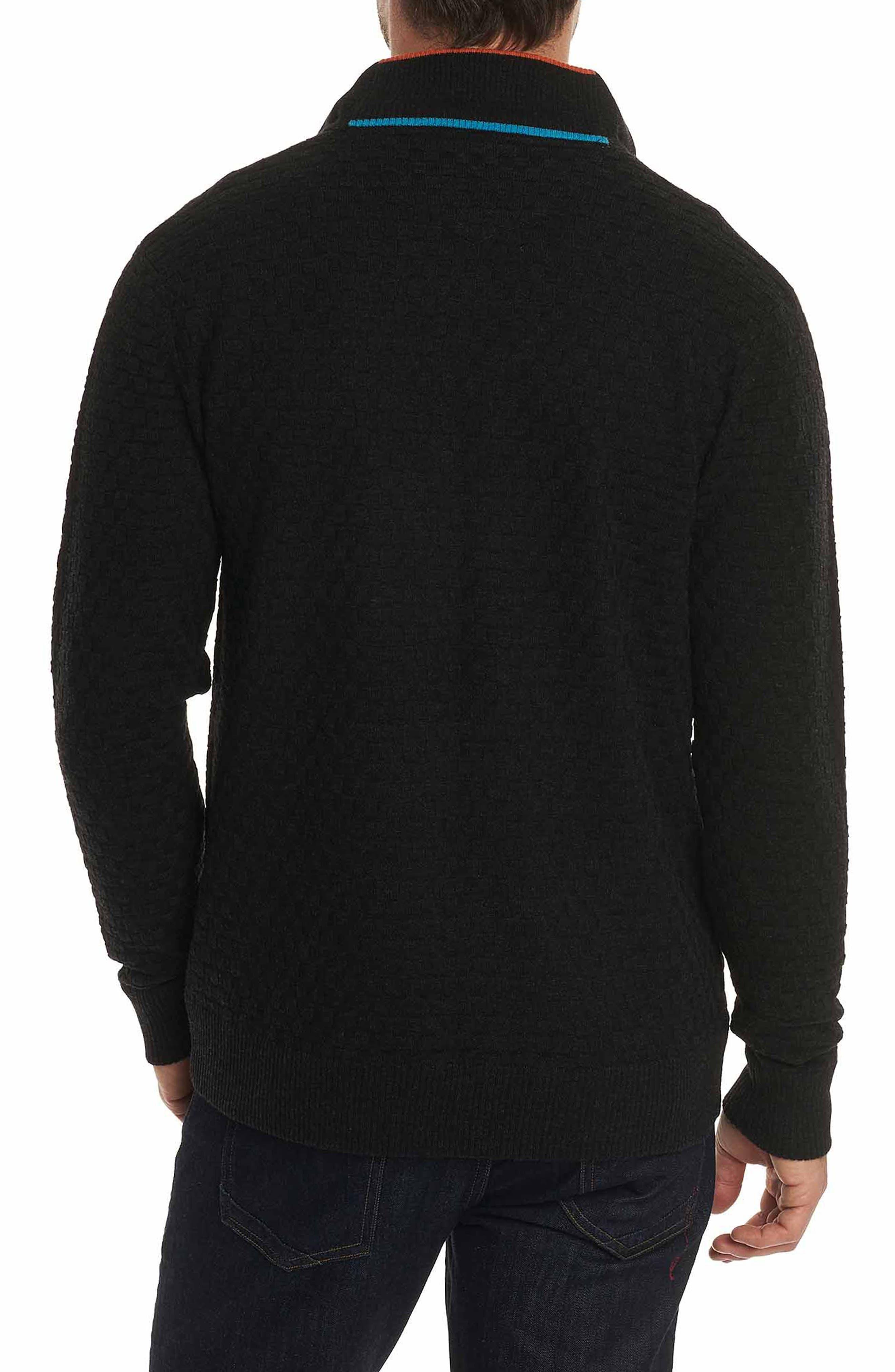American Beech Wool Sweater,                             Alternate thumbnail 2, color,                             001